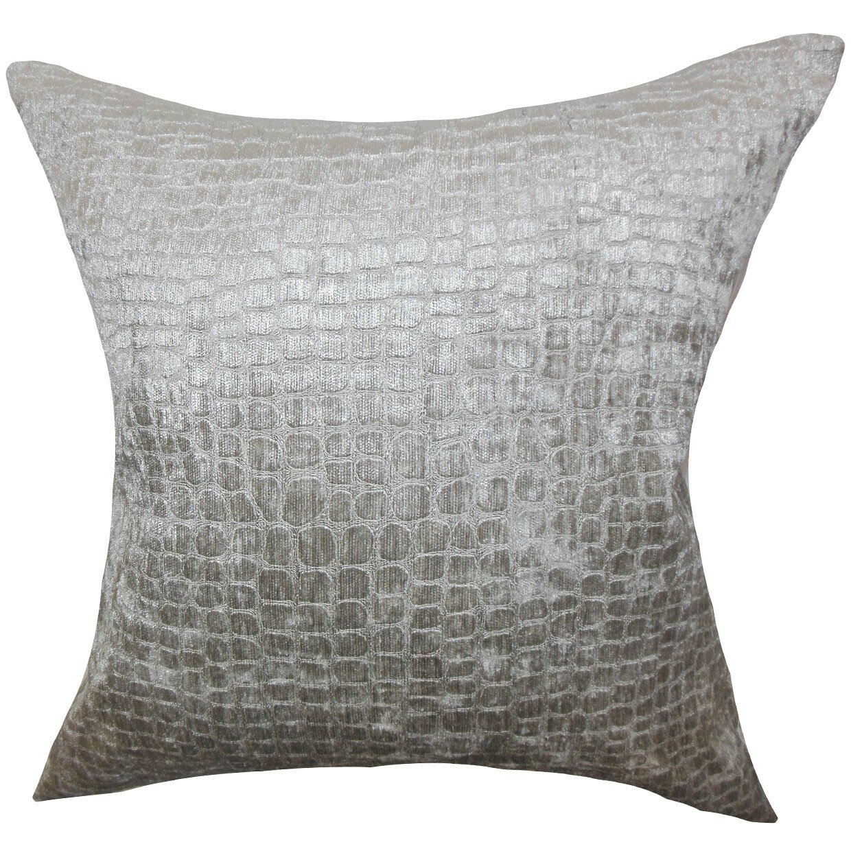 The Pillow Collection Jensine Solid Throw Pillow Cover Wayfair.ca