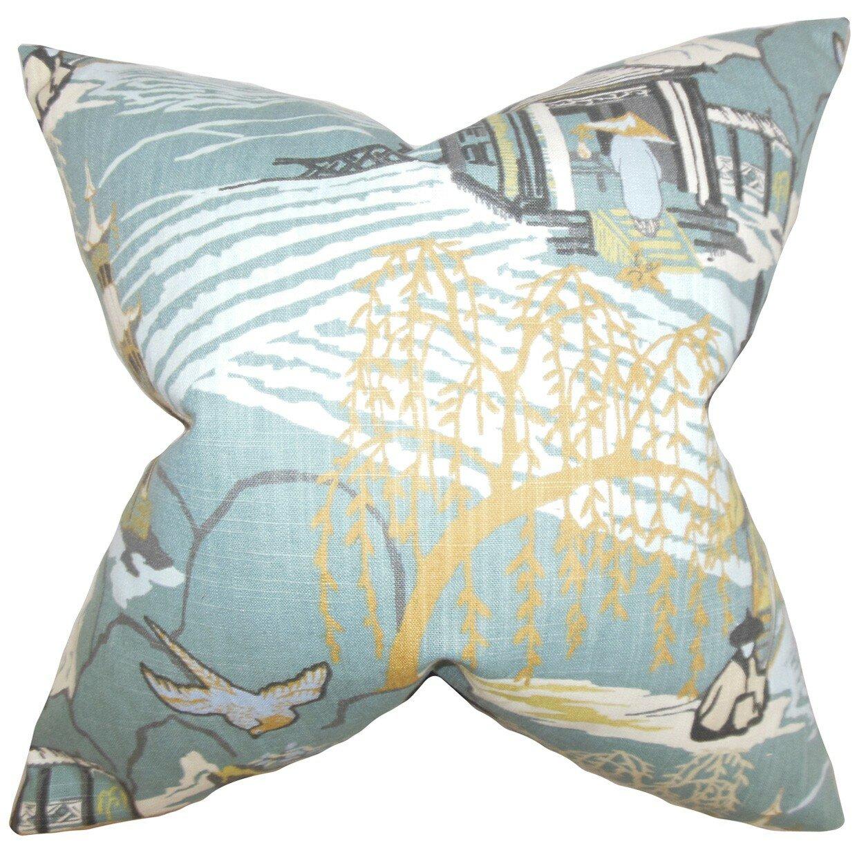 Throw Pillow Collections : The Pillow Collection Praxis Cotton Throw Pillow & Reviews Wayfair