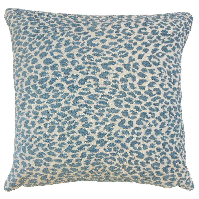 The Pillow Collection Pesach Animal Print Throw Pillow & Reviews Wayfair