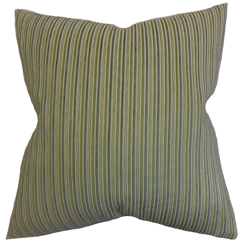 Throw Pillow Collections : The Pillow Collection Elke Stripes Throw Pillow Wayfair