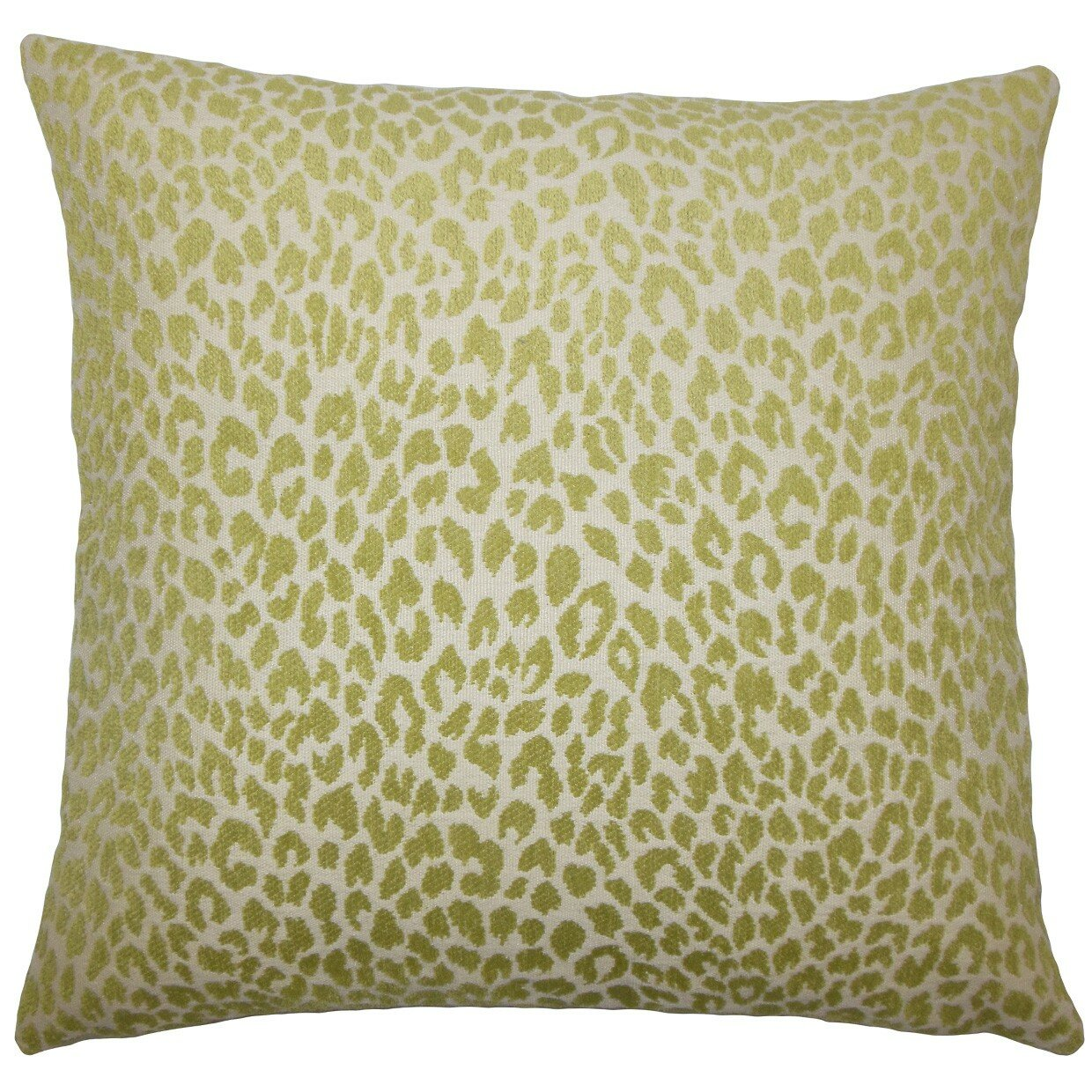 The Pillow Collection Banagher Animal Print Throw Pillow Wayfair