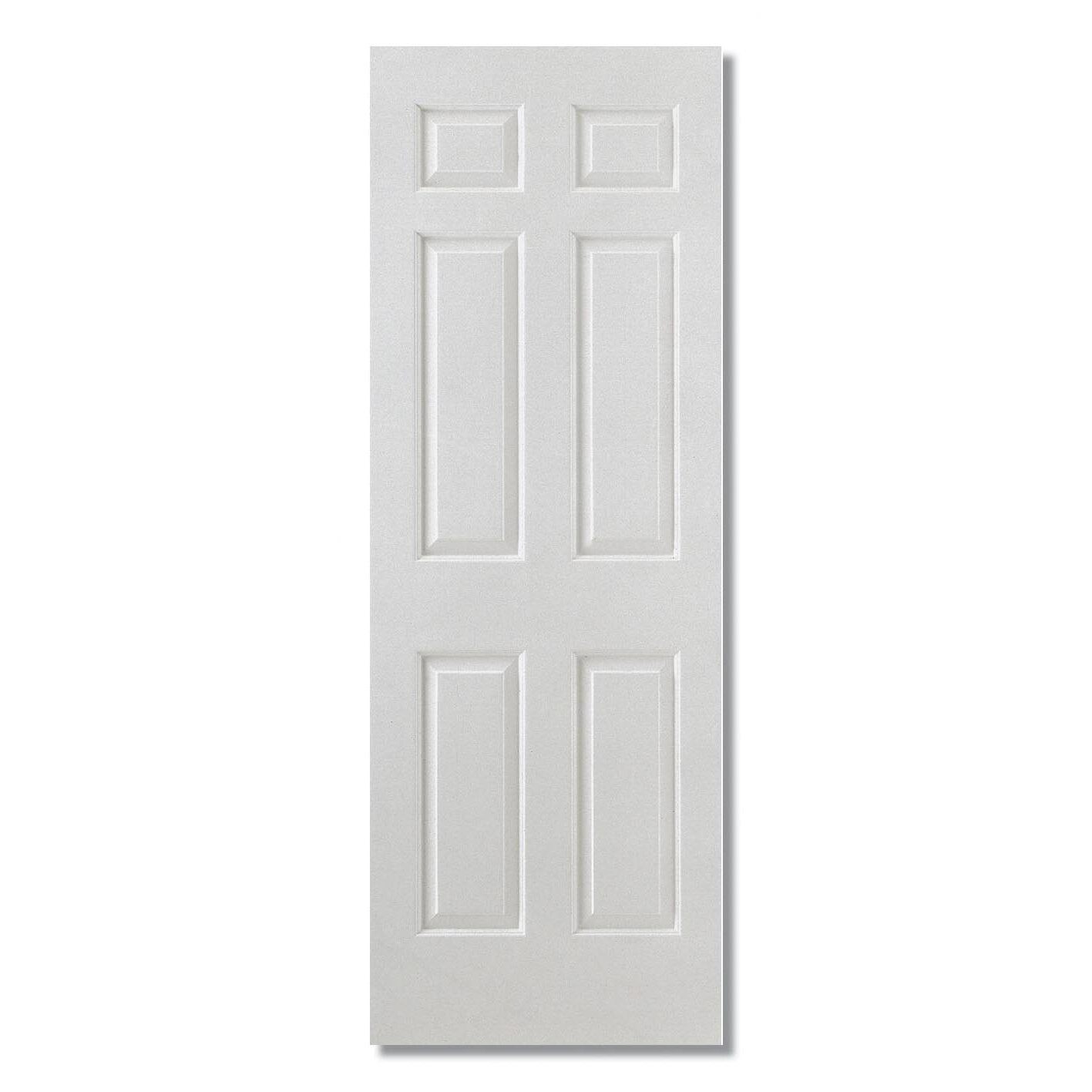 Lpd Doors Mdf 6 Panel White Internal Door Reviews Wayfair Uk