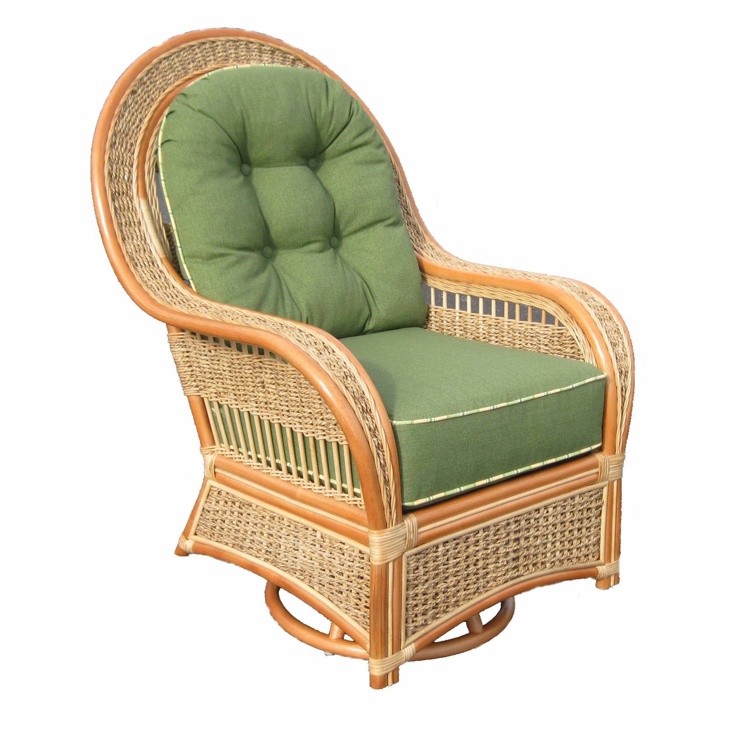 Wicker/Rattan Rocking Chairs Spice .