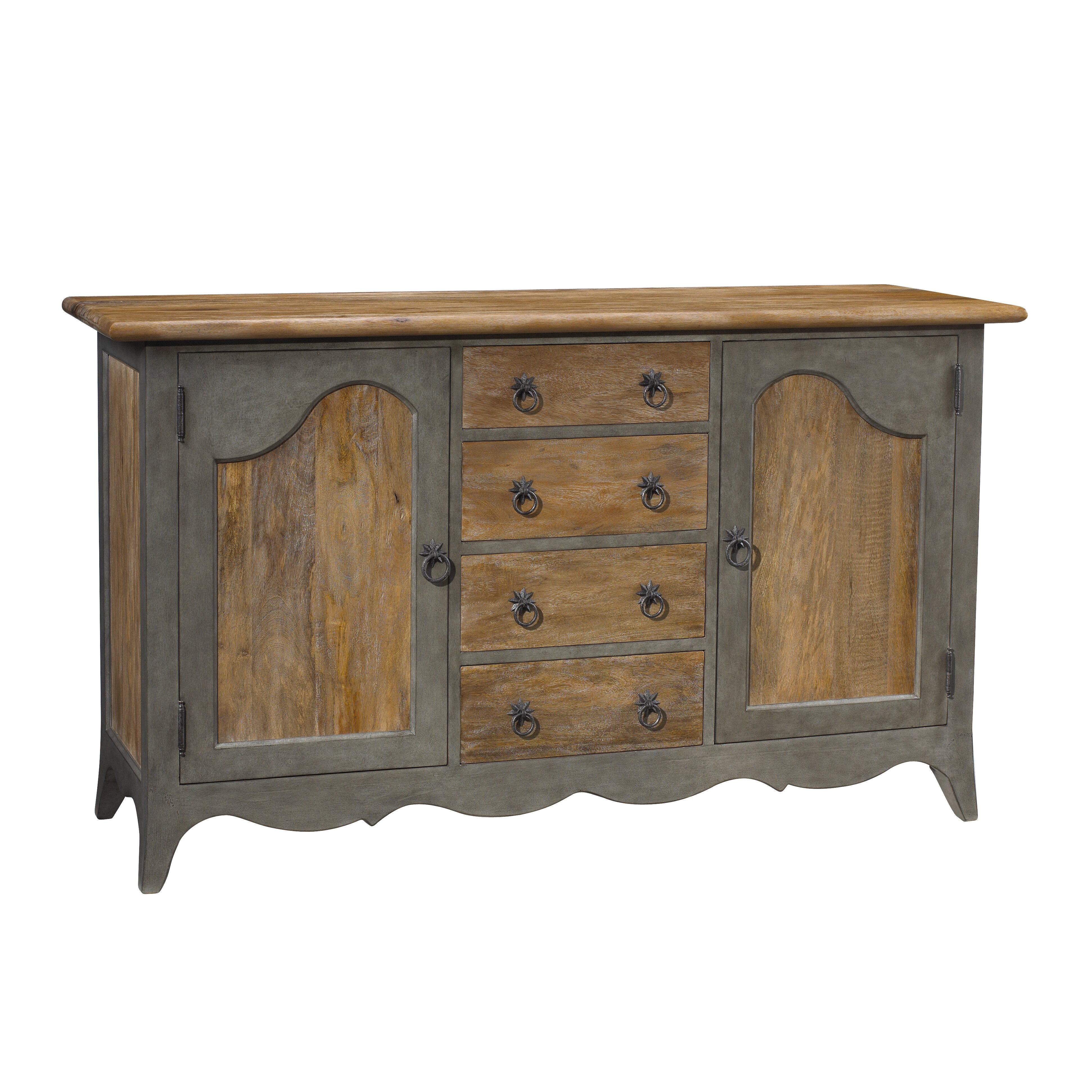 French Heritage Pyrenees Sideboard