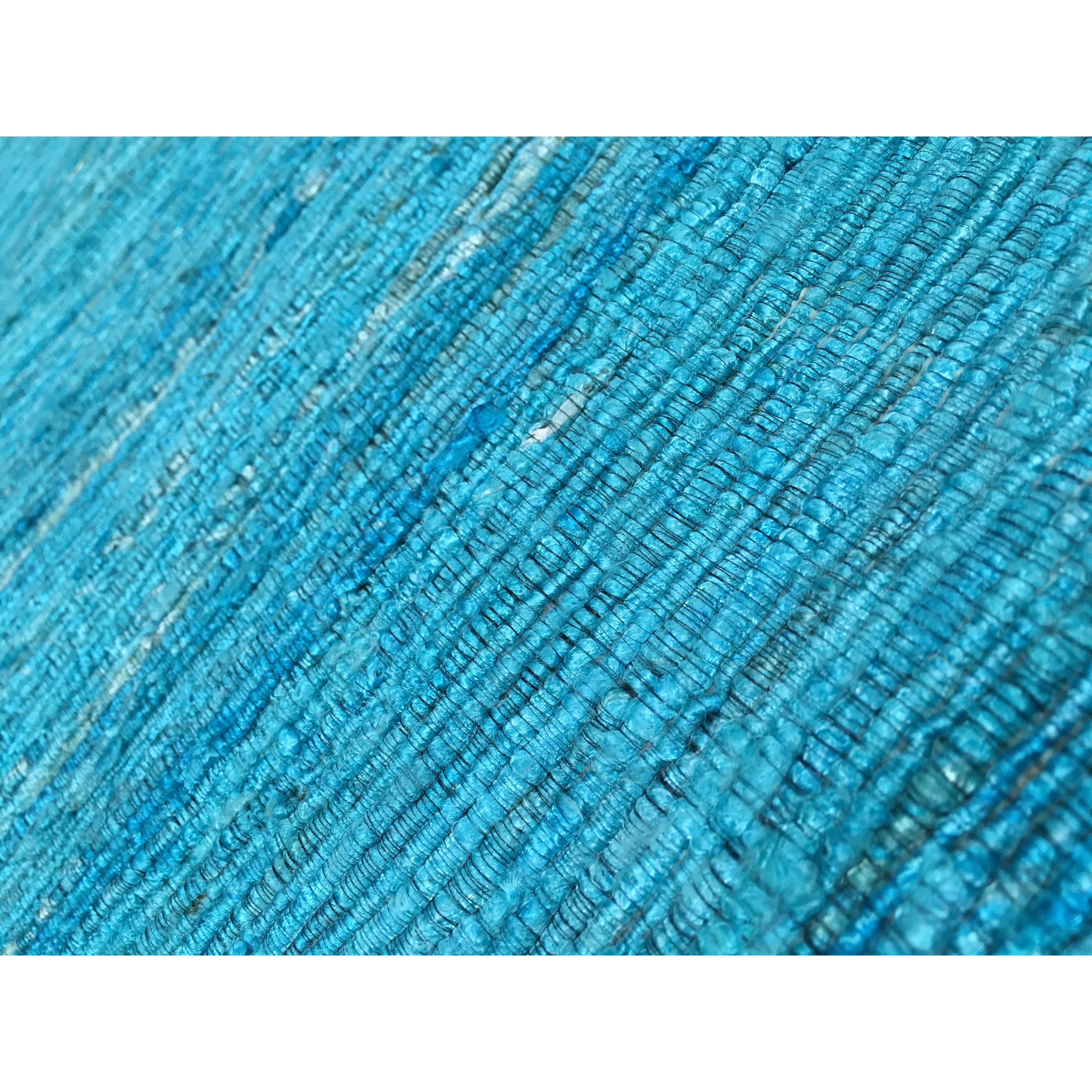 Zoubir Turquoise Area Rug Reviews: Pasargad Sari Silk Aqua Area Rug & Reviews