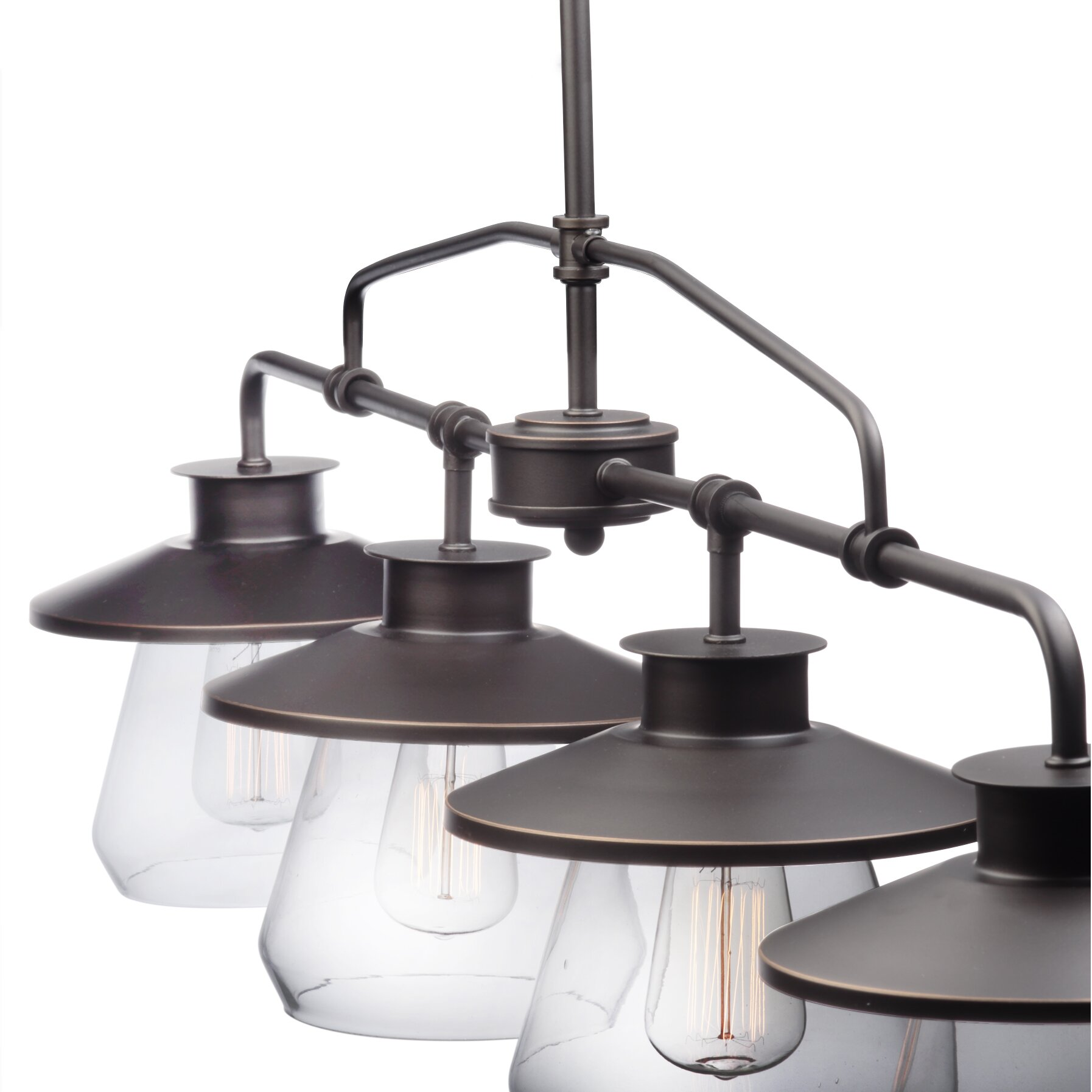 Globe Electric Company Angelica 4 Light Kitchen Island