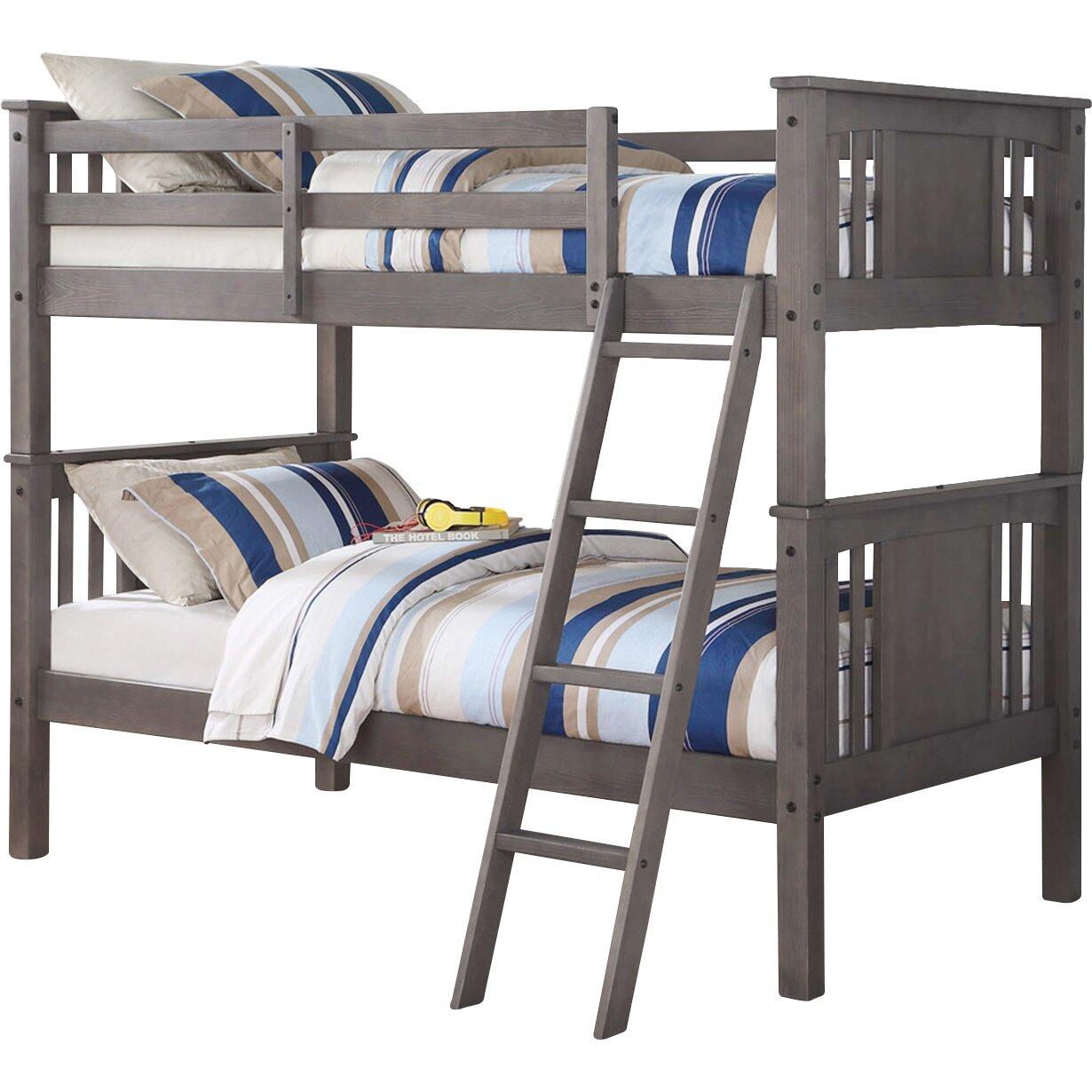 Donco Kids Princeton Twin Bunk Bed & Reviews