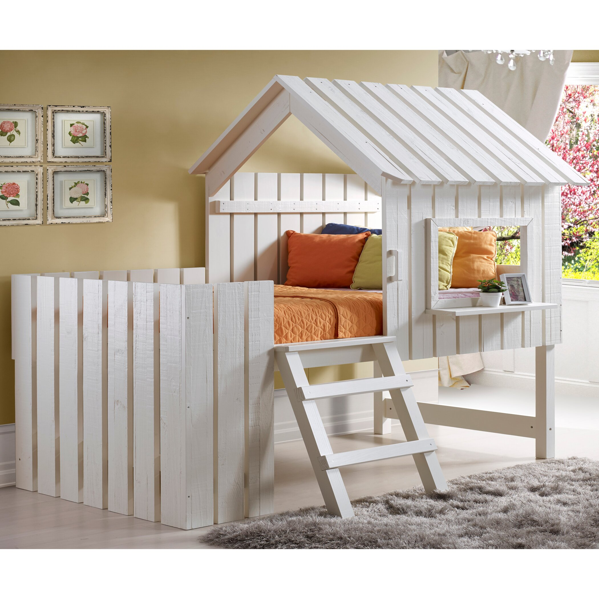 Donco Loft Bed Canopy