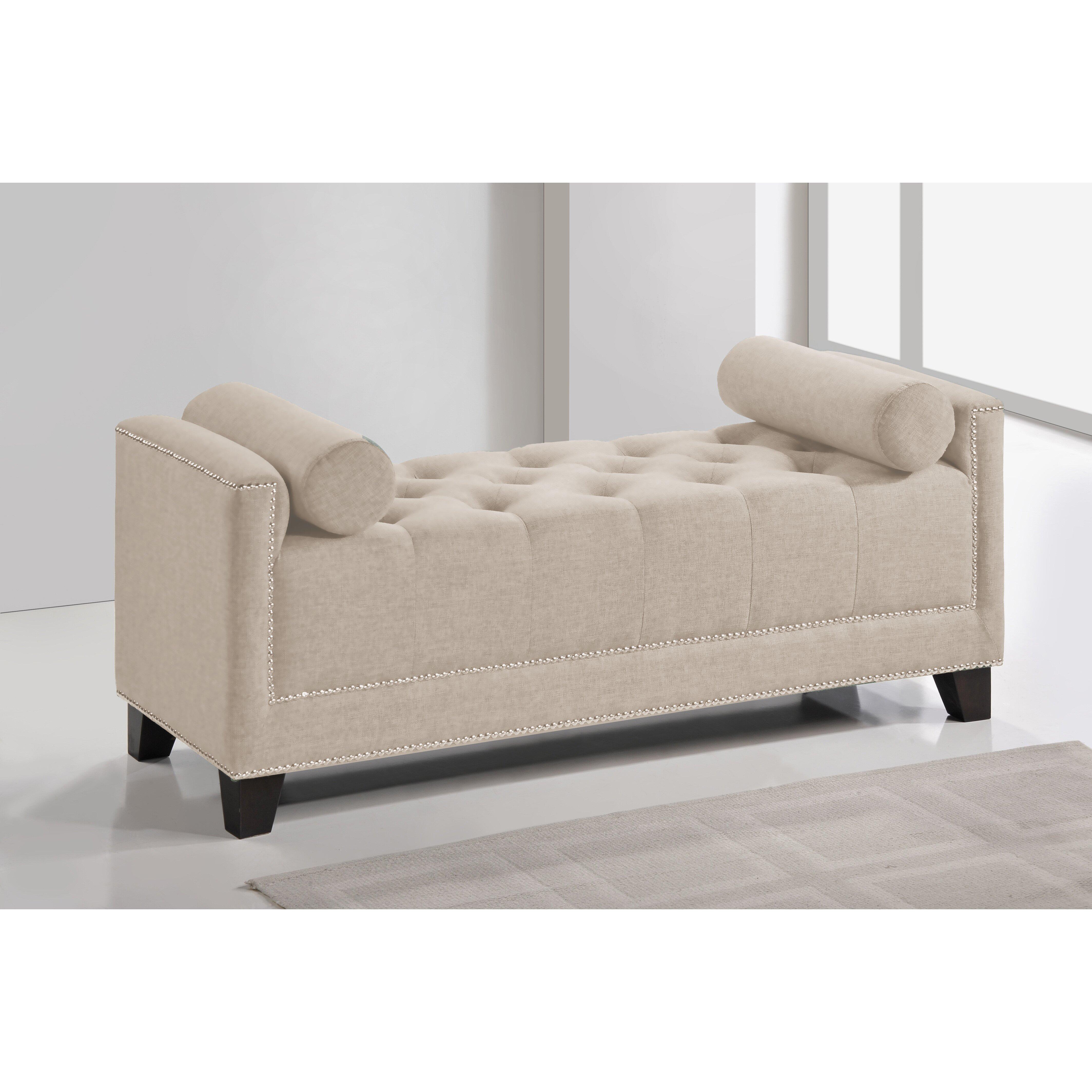Wholesale Interiors Baxton Studio Hirst Upholstered