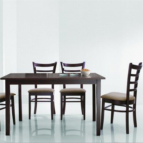 wholesale interiors baxton studio keitaro 5 piece dining