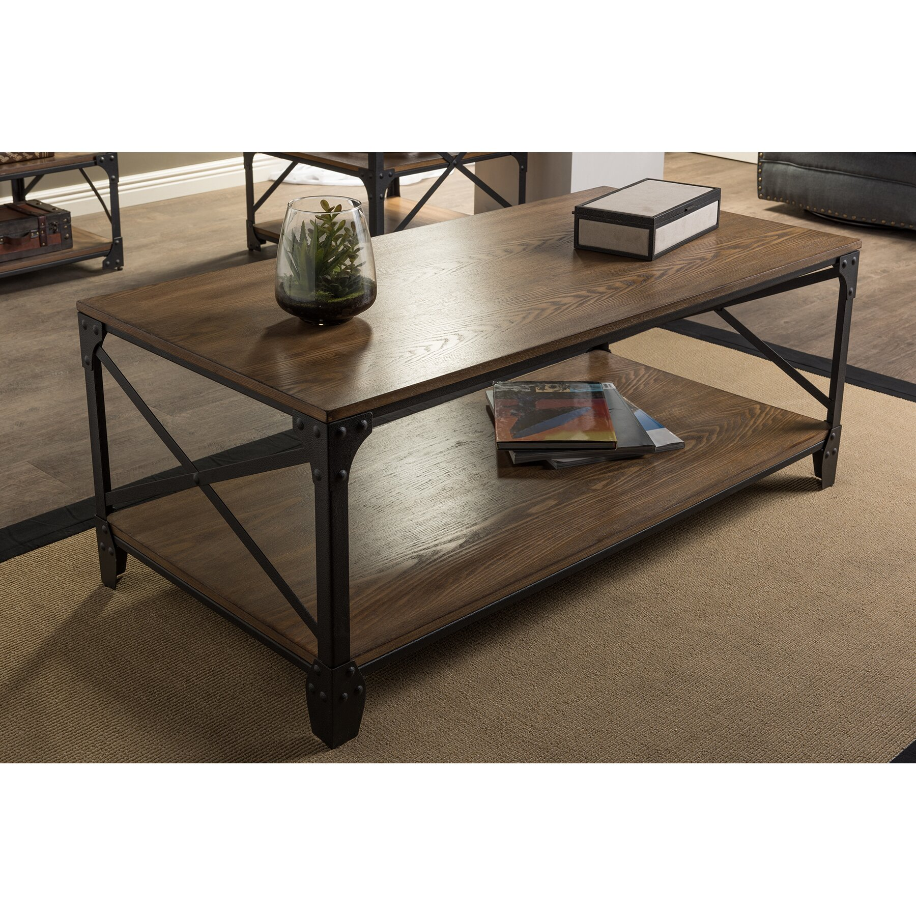 Wholesale Interiors Baxton Studio Coffee Table & Reviews