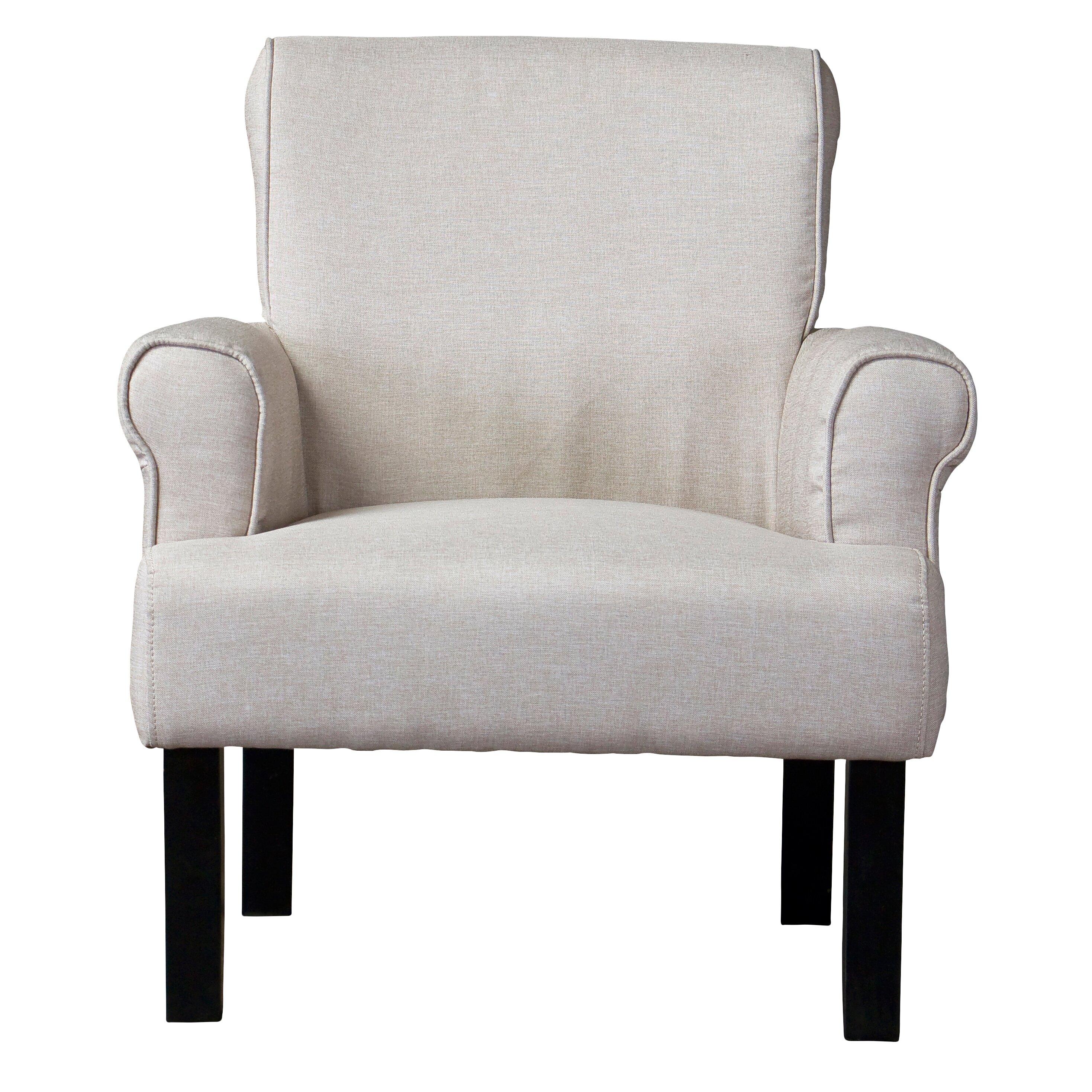 wholesale interiors baxton studio classics wing arm chair