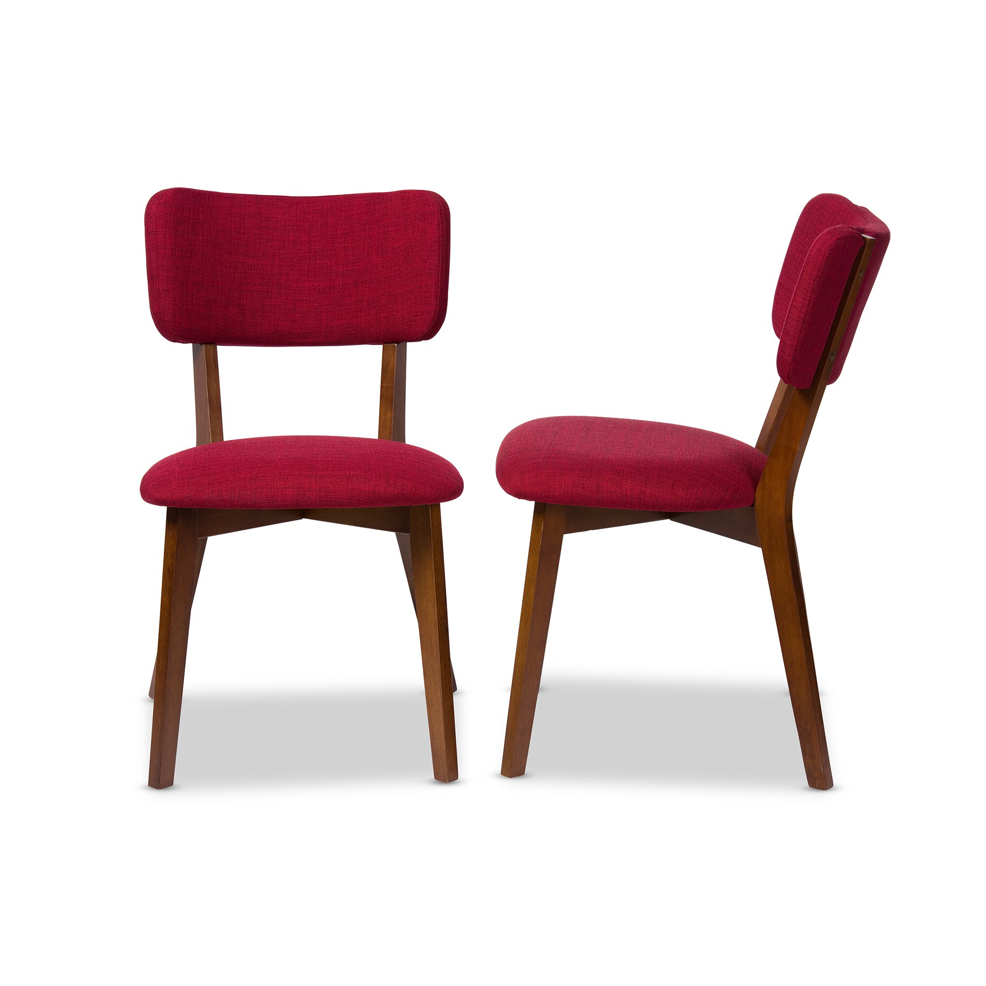 Wholesale interiors baxton studio monaco dining side chair reviews wayfair - Wholesale dining room chairs ...