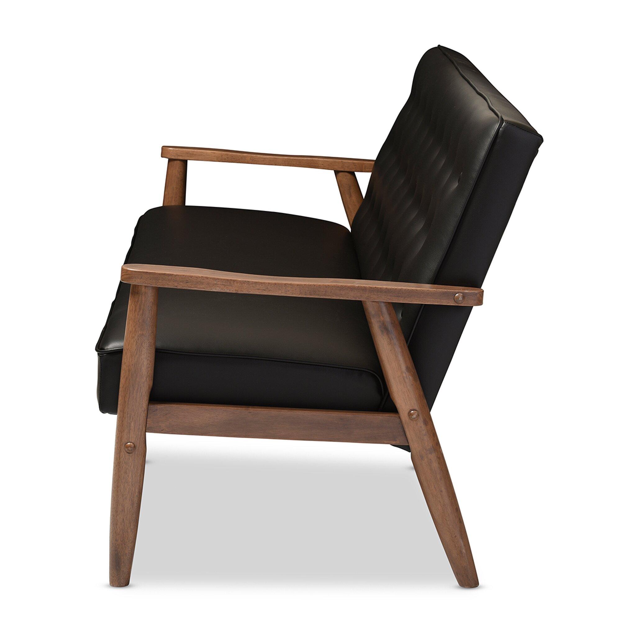 Wholesale Interiors Baxton Studio Sofa Reviews Wayfair