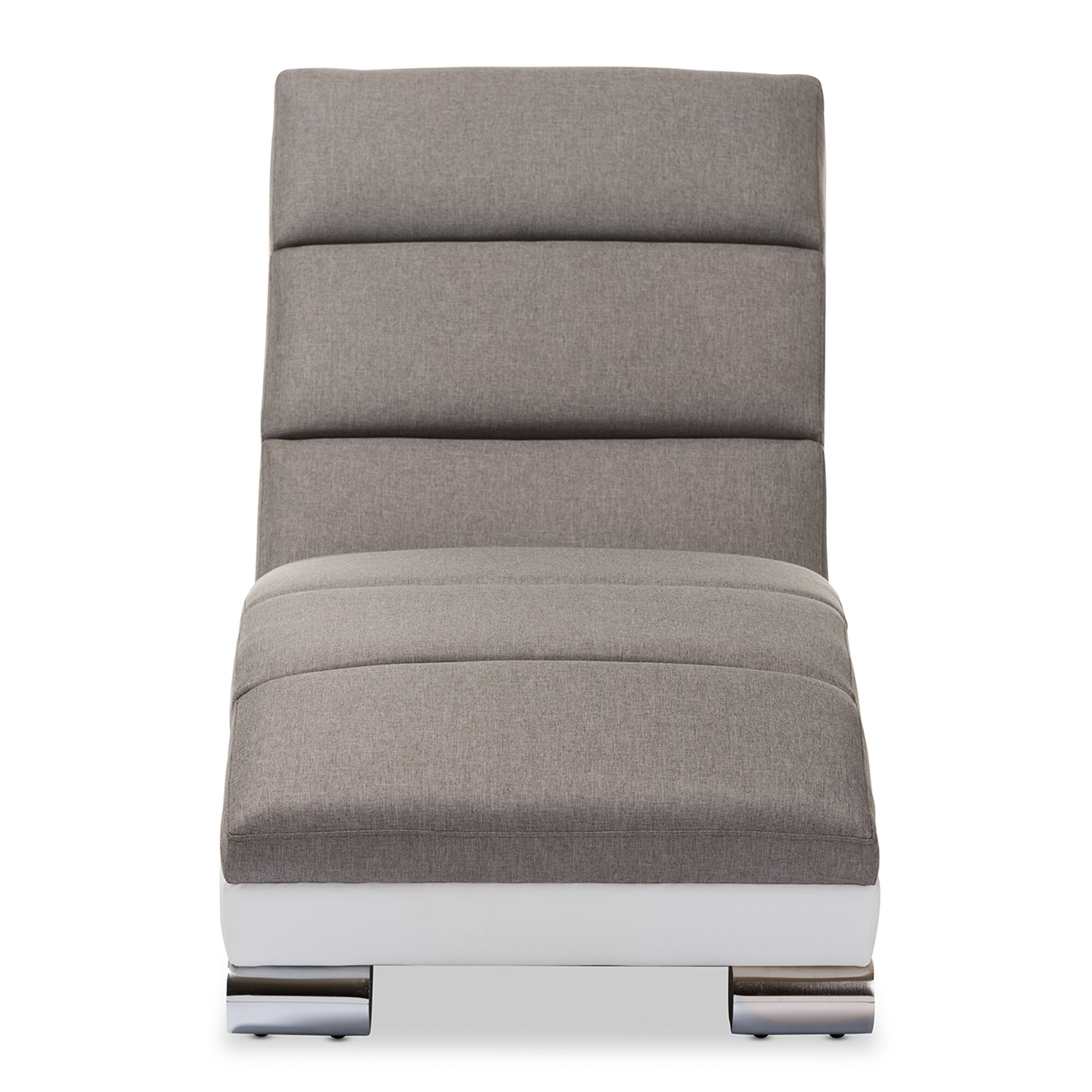 Polyester Blend Chaise Lounge Chairs Wholesale Interiors SKU WHI7268