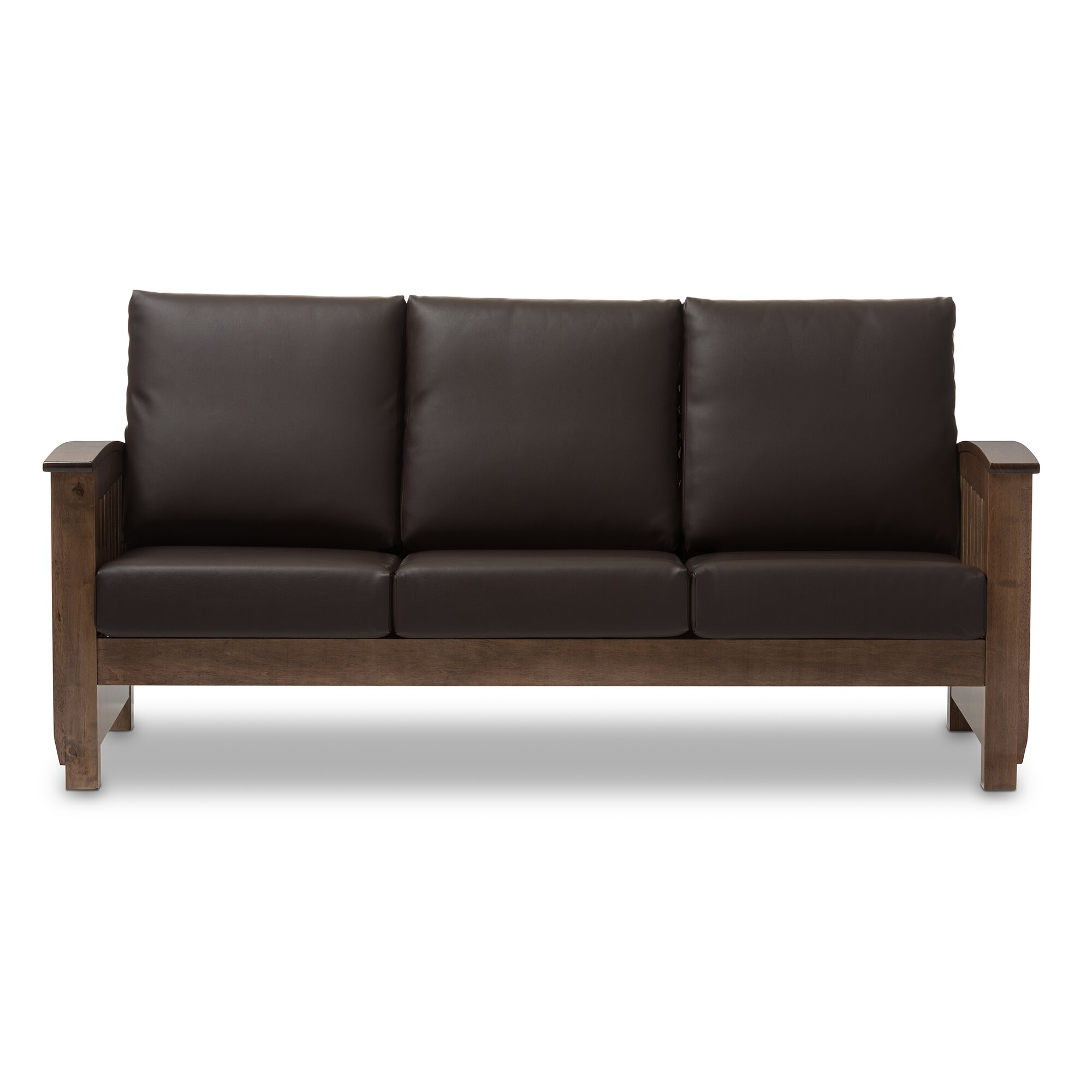Wholesale Interiors Baxton Studio Benigno 3 Seater Sofa