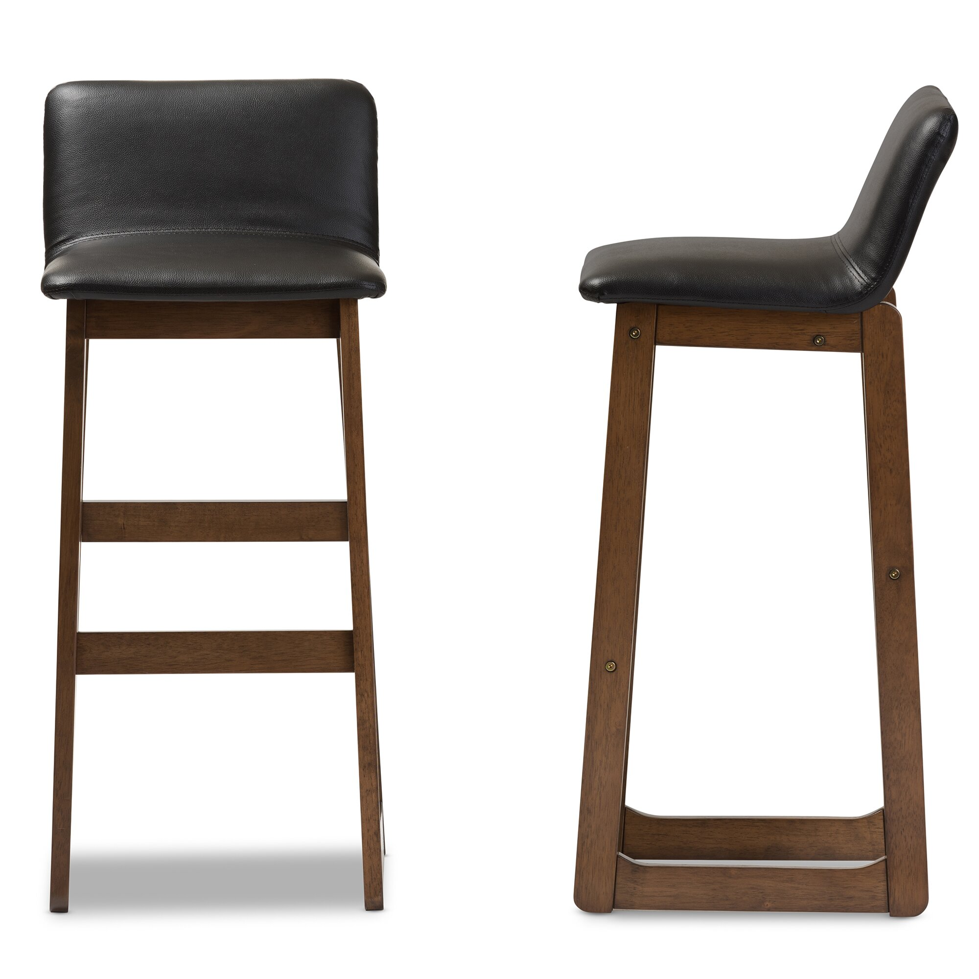 Wholesale Interiors Baxton Studio 29 13 Quot Bar Stool Wayfair