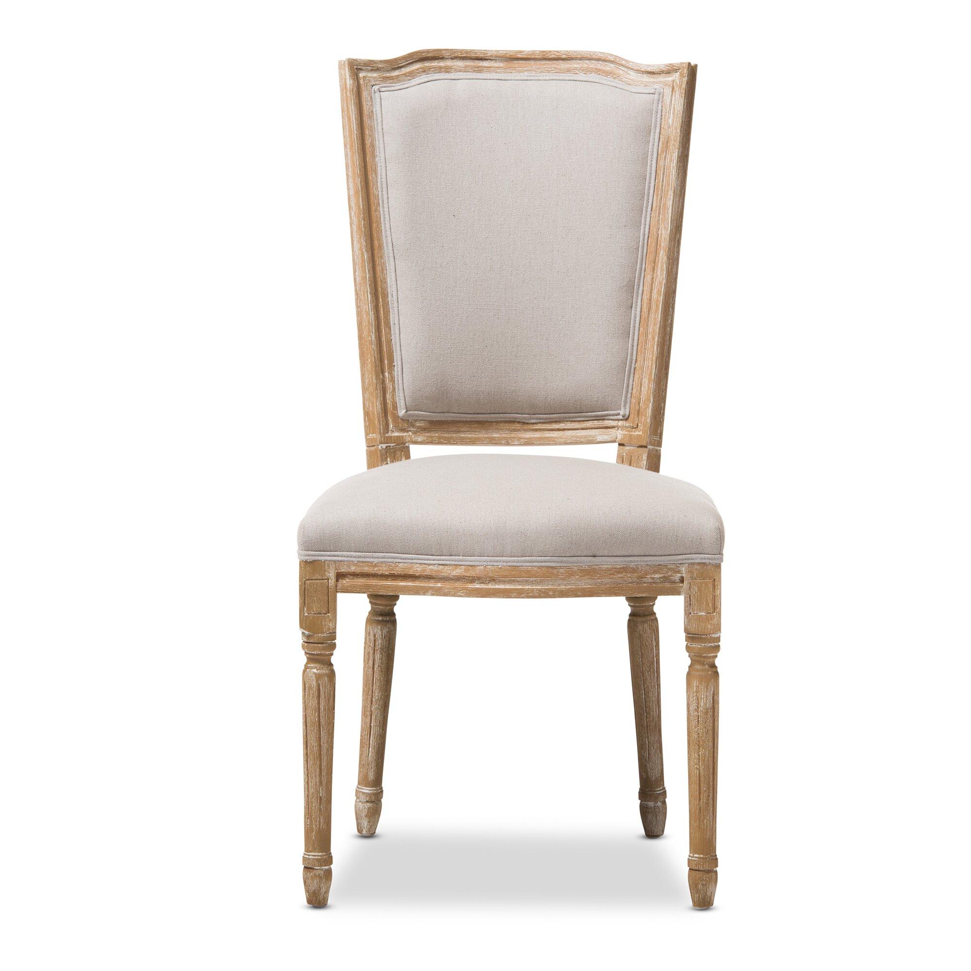 Wholesale Interiors Baxton Studio Franco Side Chair