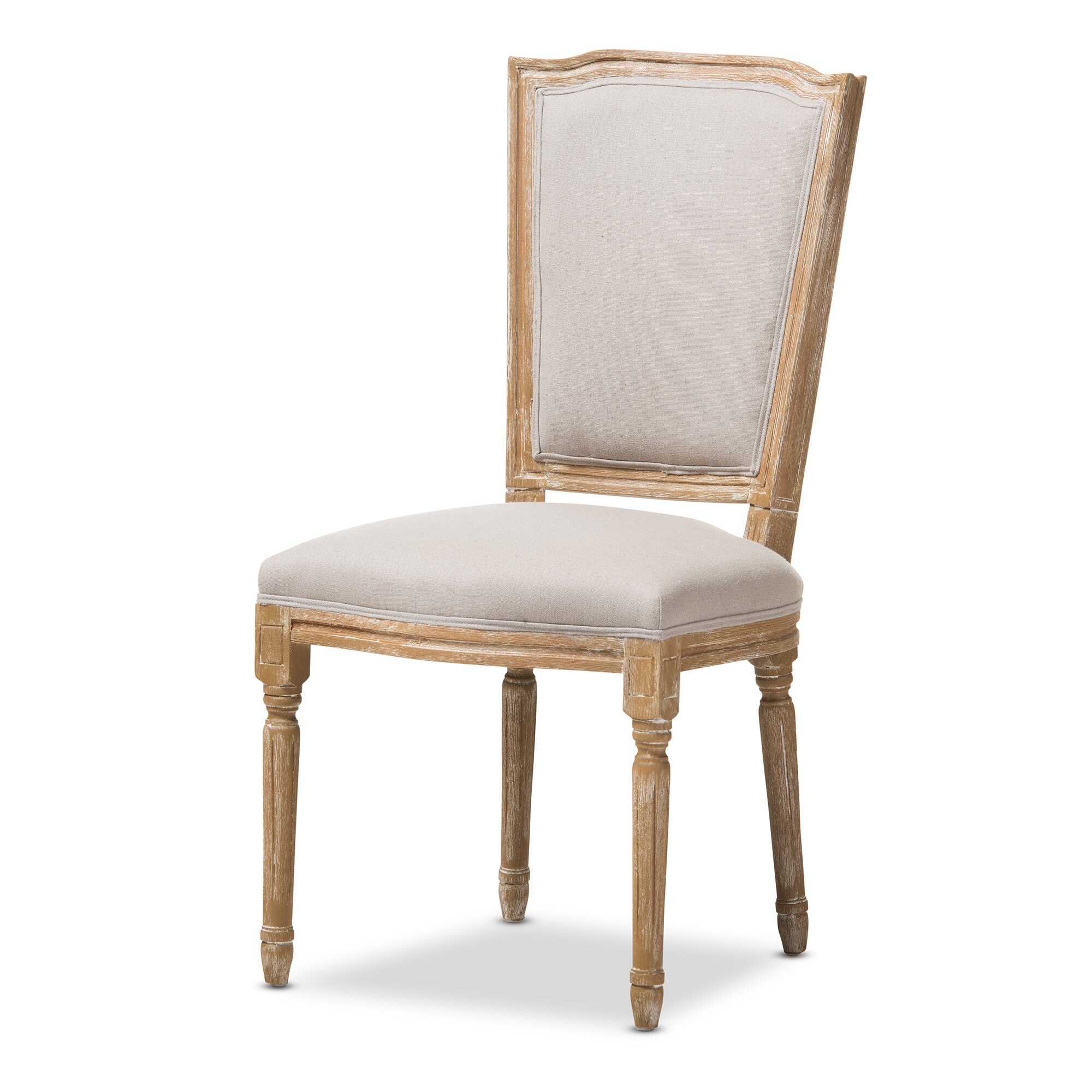 Wholesale Interiors Baxton Studio Franco Side Chair Wayfair