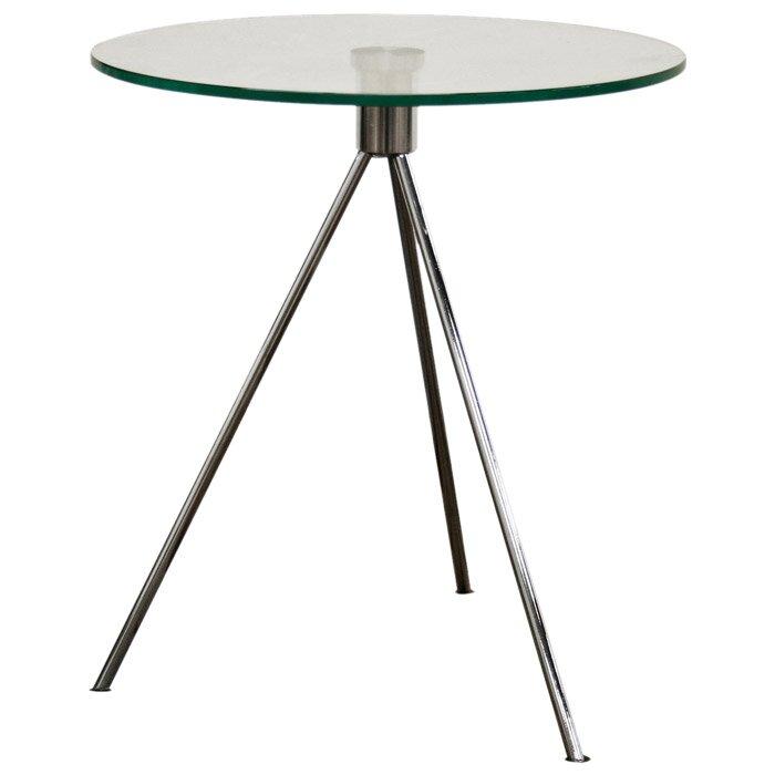 wholesale interiors baxton studio triplet end table