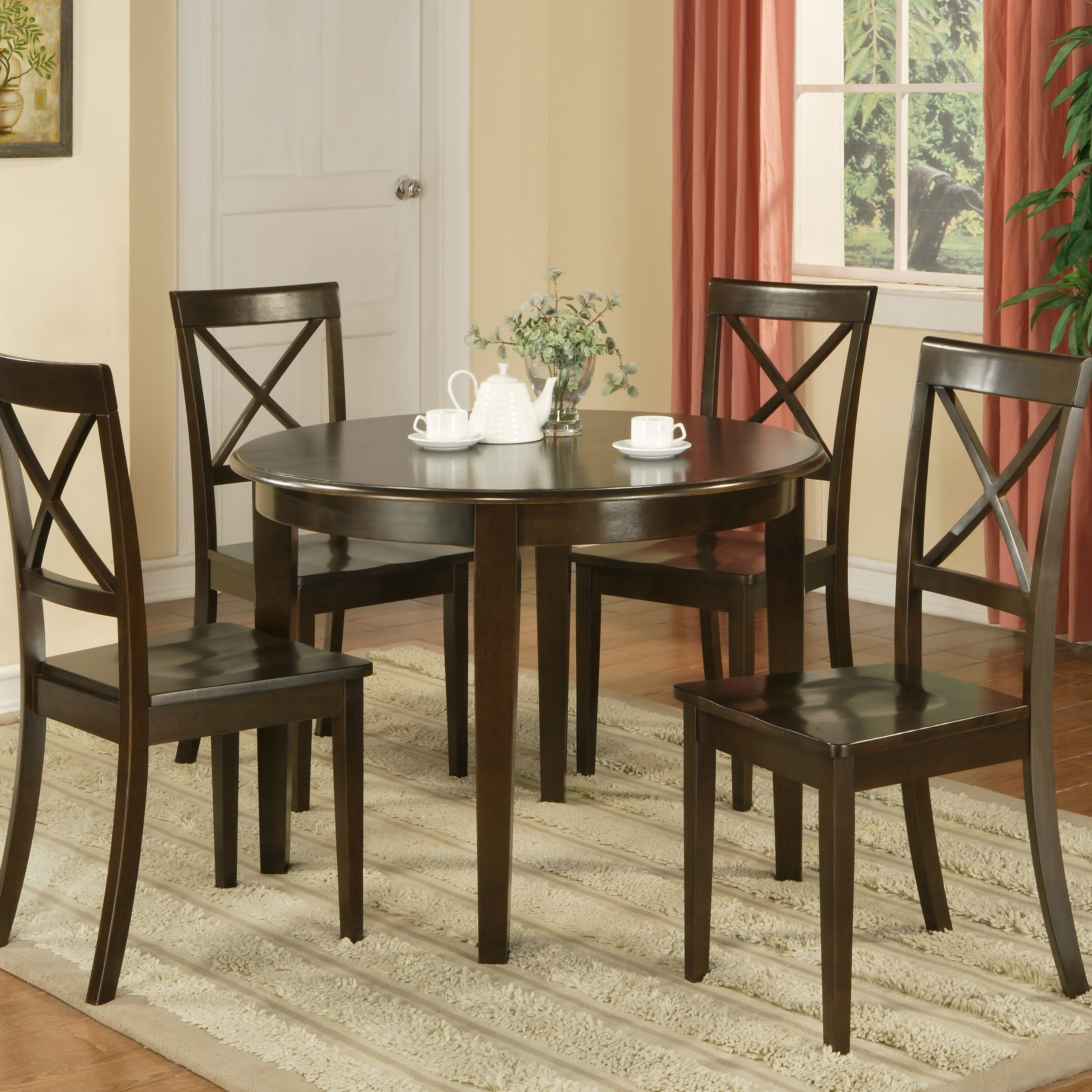 East west boston dining table reviews wayfair