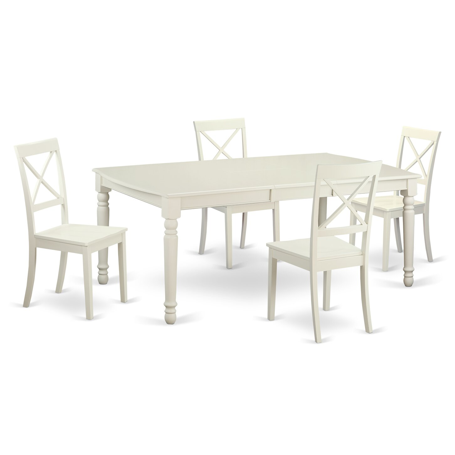 East West Dover 5 Piece Dining Set Wayfair