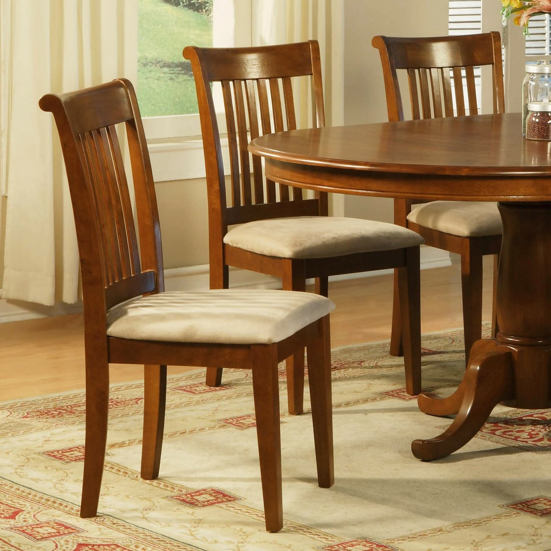 Wayfair Com Furniture: East West Portland Side Chair & Reviews