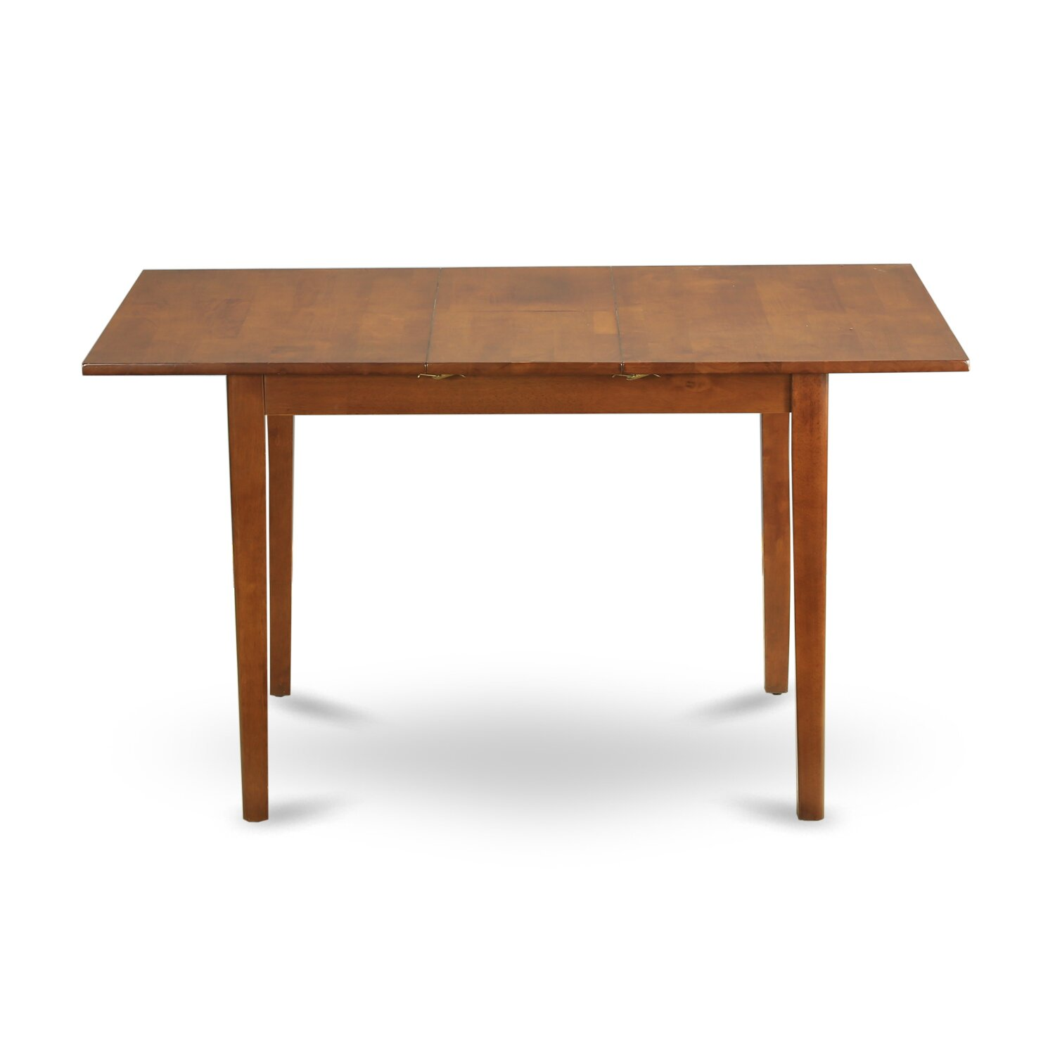 wooden importers milan dining extendable table reviews wayfair. Black Bedroom Furniture Sets. Home Design Ideas