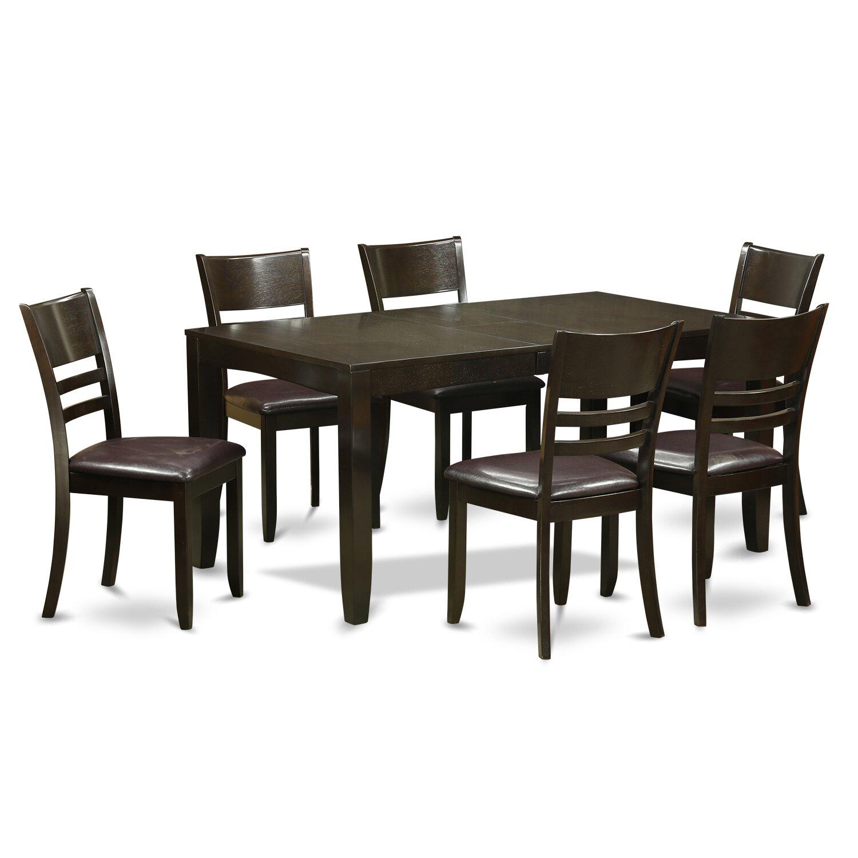 Wooden Importers Lynfield 6 Piece Dining Set