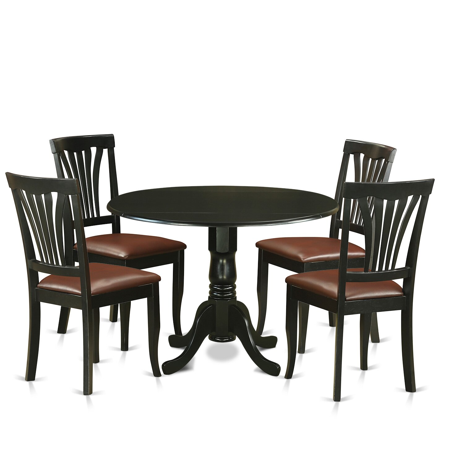 Kitchen Table And Chairs Dublin: Wooden Importers Dublin 5 Piece Dining Set