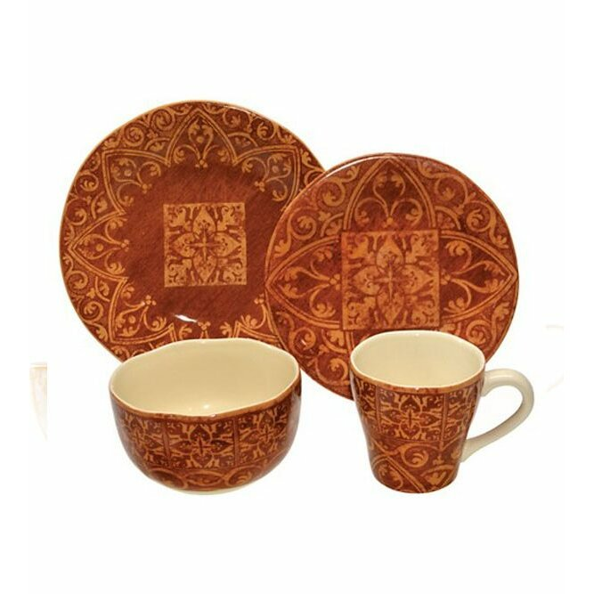 222 fifth marrakesh 16 piece dinnerware set reviews for 222 fifth dinnerware