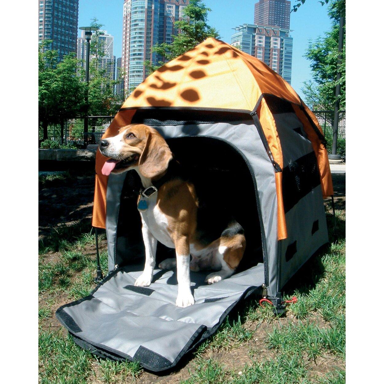 Petego Umbrella Tent Yard Kennel Amp Reviews Wayfair