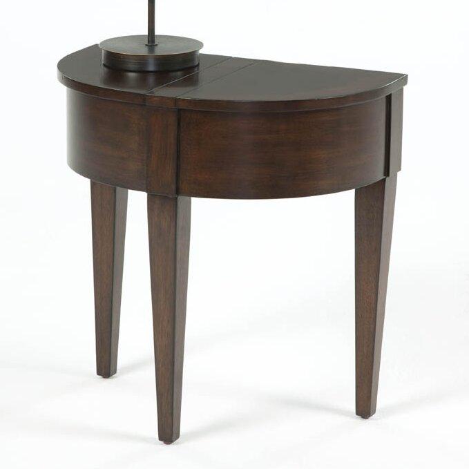 Progressive Furniture Chairside Table Reviews Wayfair