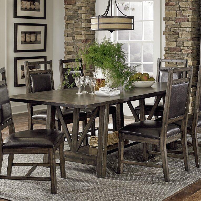 Progressive Furniture Crossroads Dining Table Wayfair