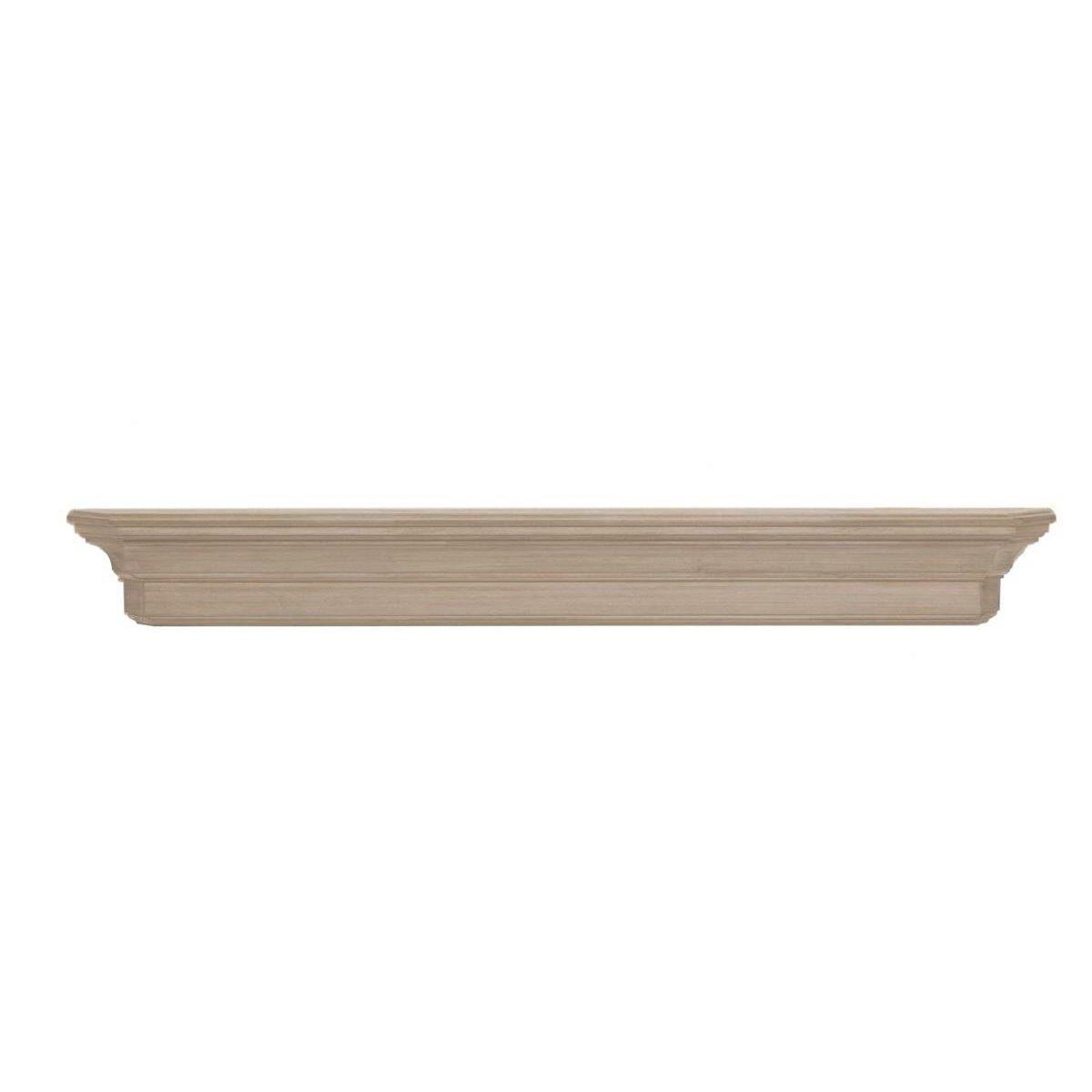 Pearl Mantels Lindon Fireplace Mantel Shelf Reviews