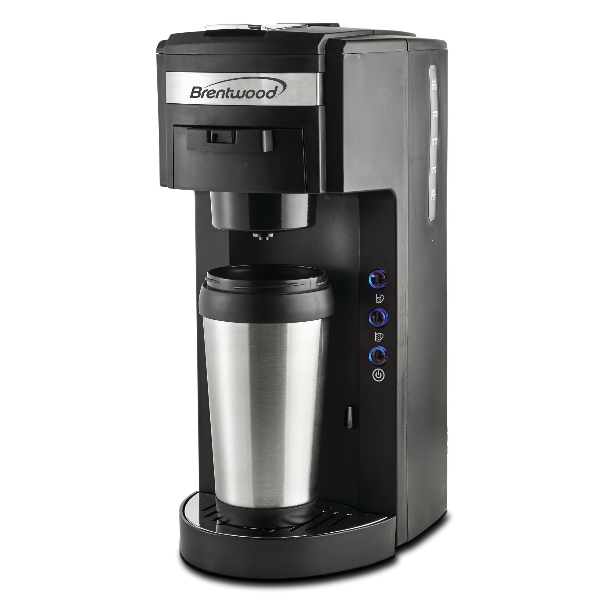 Flavia One Cup Coffee Maker : Brentwood K-Cup Coffee Maker Wayfair