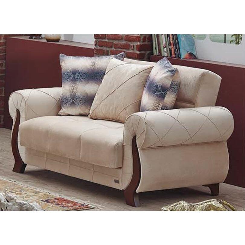 Beyan ontario sleeper sofa wayfair for Sectional sofas ontario canada