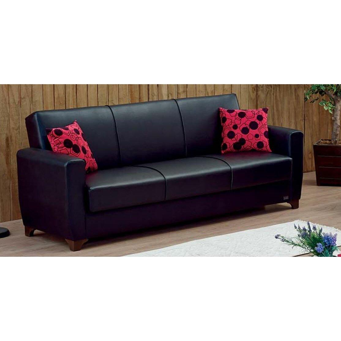 Beyan Harlem Sleeper Sofa & Reviews