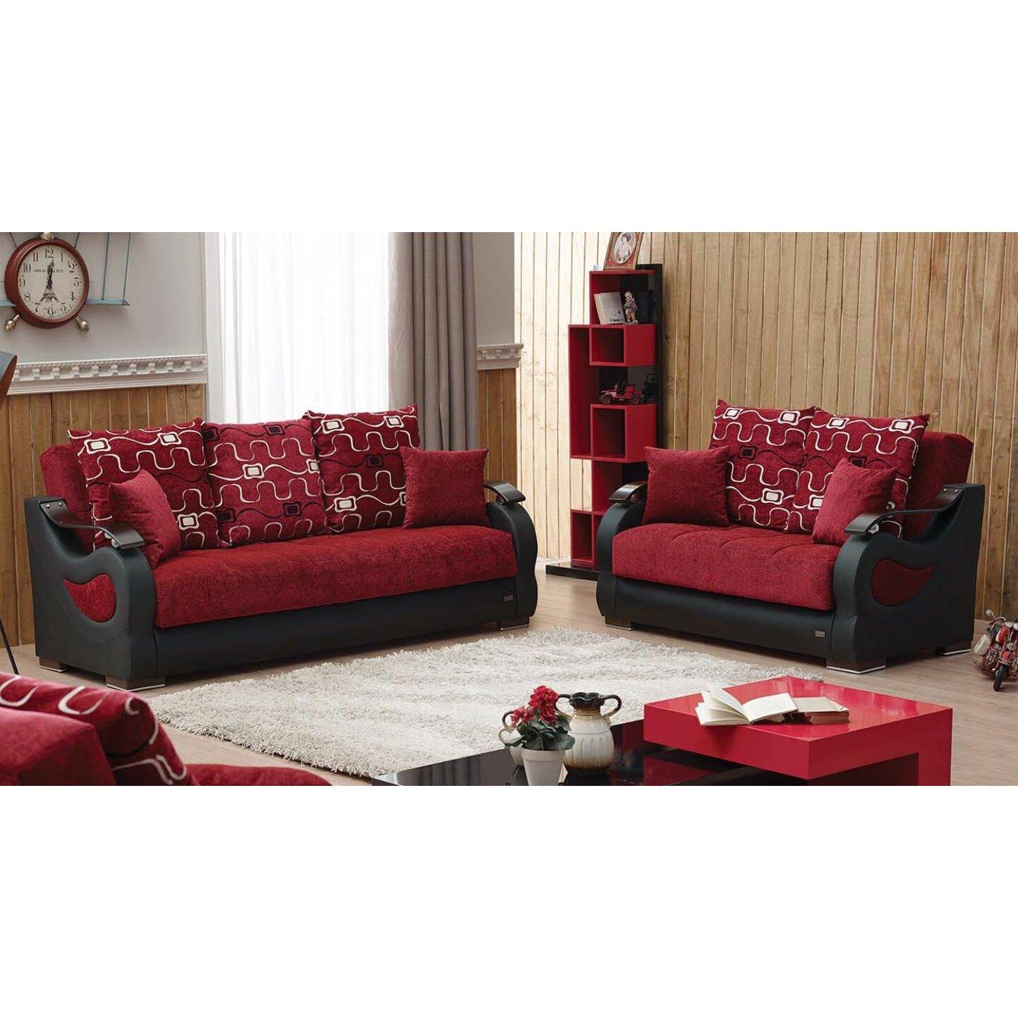 Beyan Pittsburgh Sleeper Sofa Reviews Wayfair