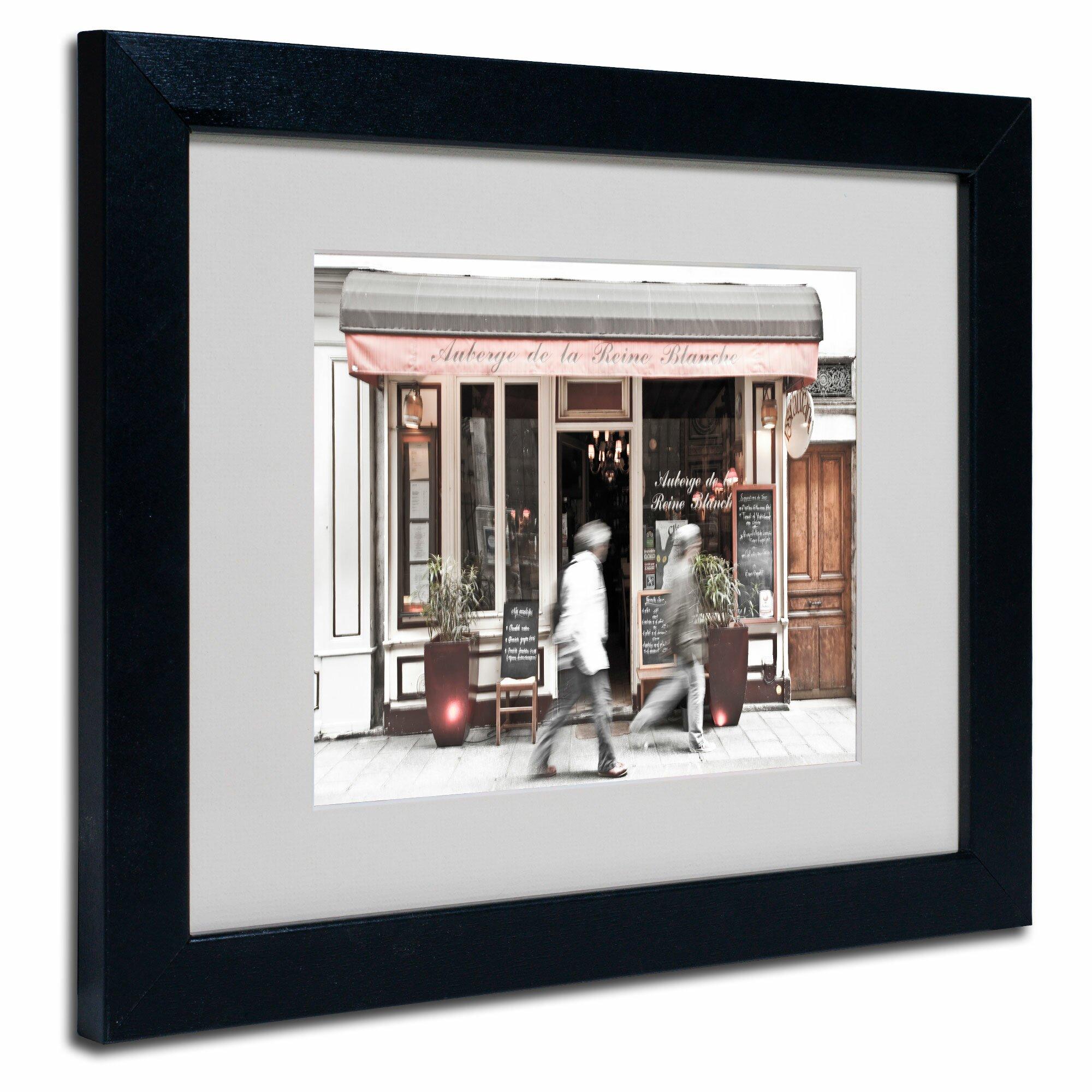 Trademark Art quotParis Parisian Bakeryquot by Yale Gurney  : Trademark Fine Art Paris Parisian Bakery by Yale Gurney Framed Photographic Print from www.wayfair.com size 2000 x 2000 jpeg 505kB