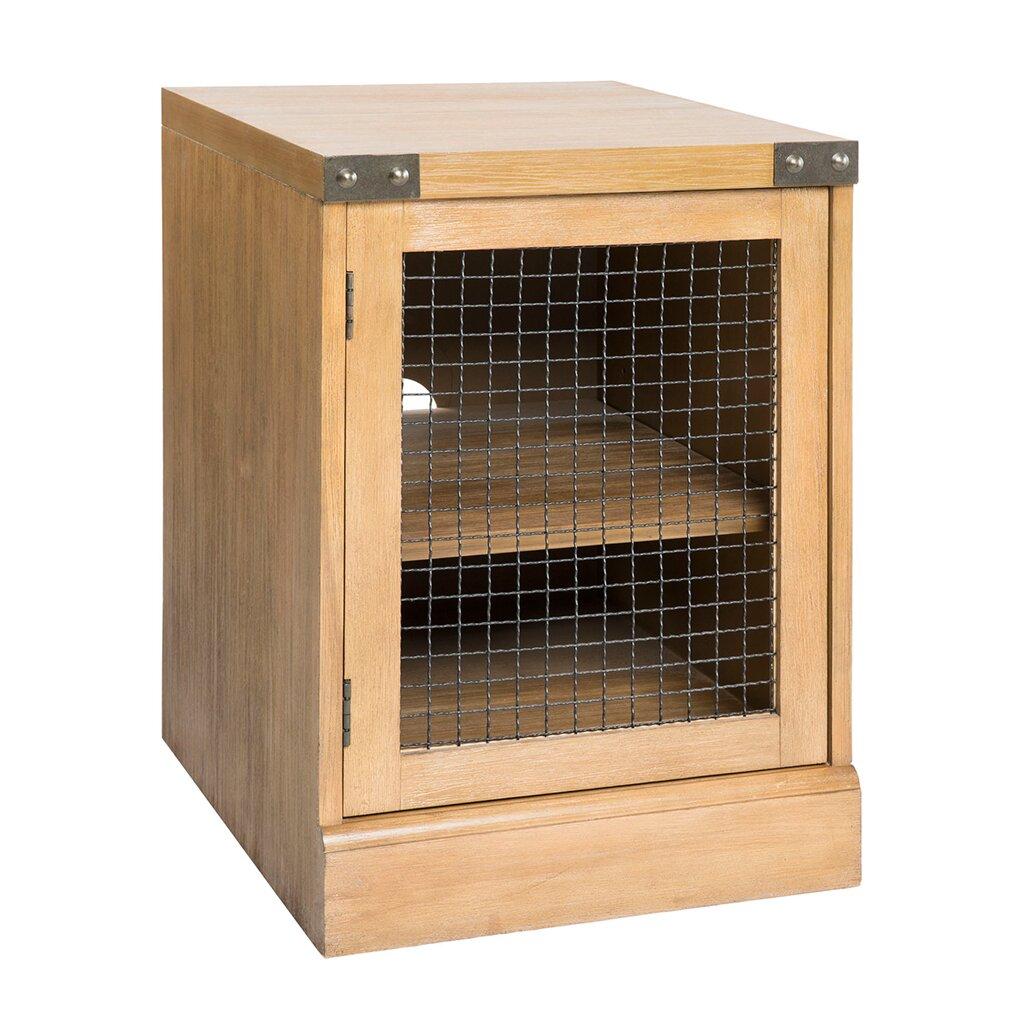 ink ivy cooper multimedia cabinet wayfair. Black Bedroom Furniture Sets. Home Design Ideas