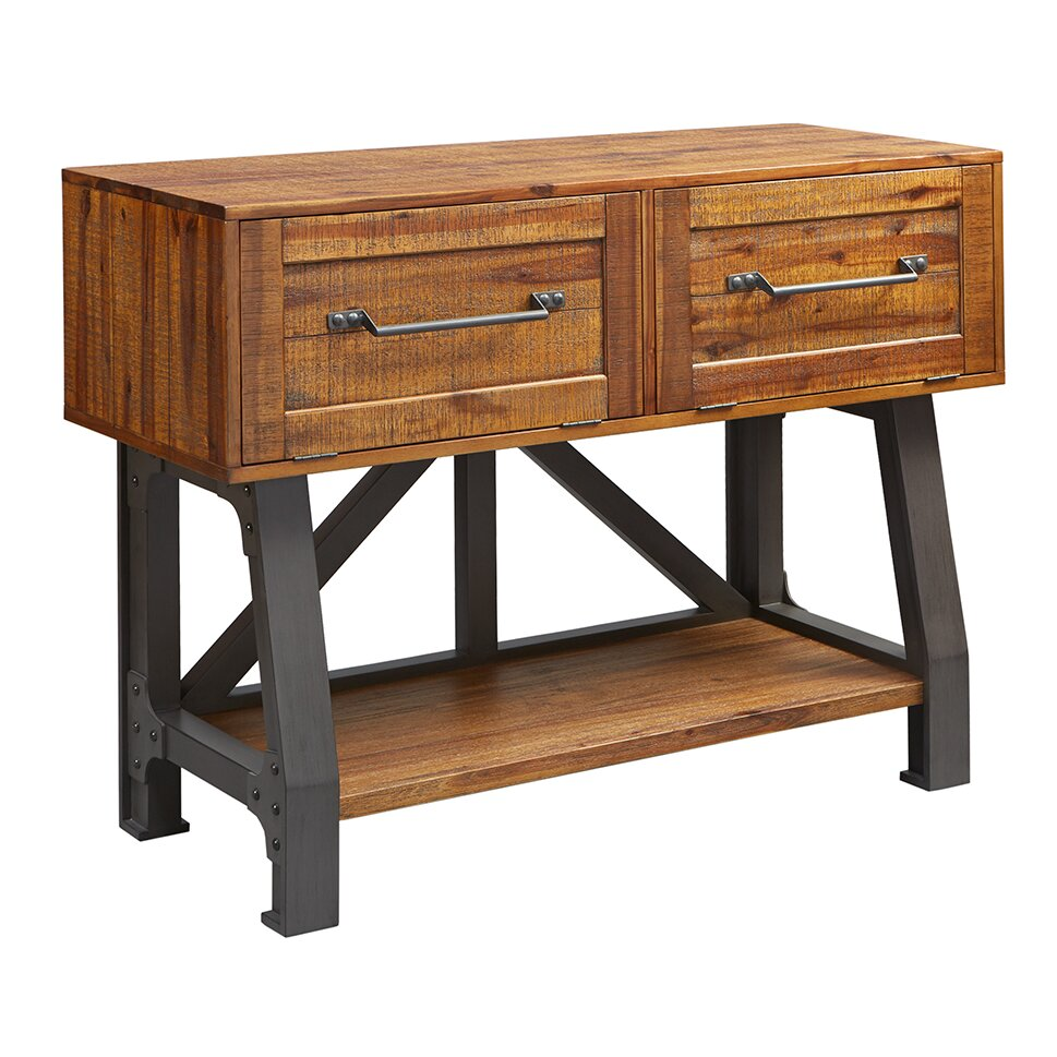 Ink Ivy Lancaster Console Table Amp Reviews Wayfair