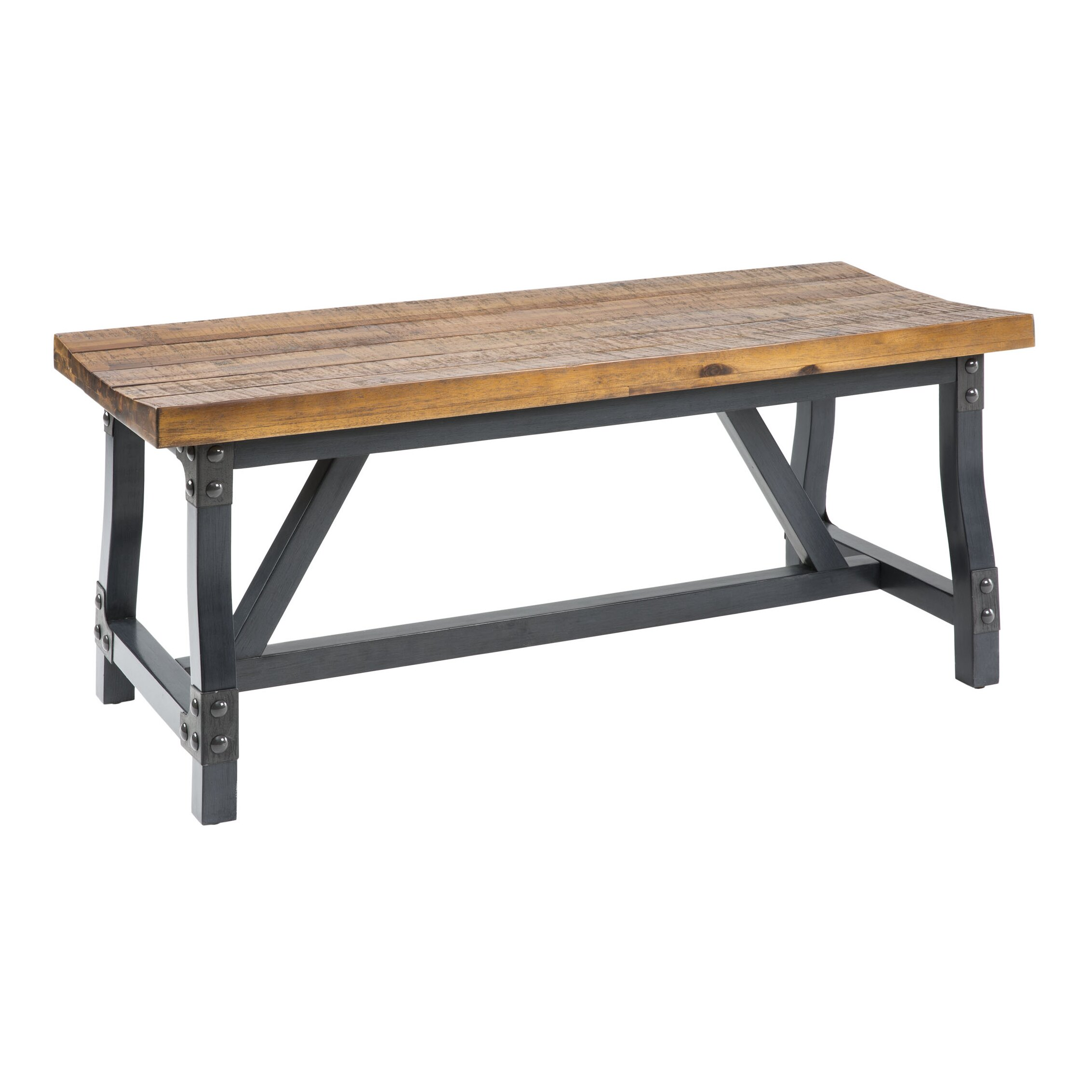 Ink + Ivy Lancaster Entryway Bench & Reviews | Wayfair