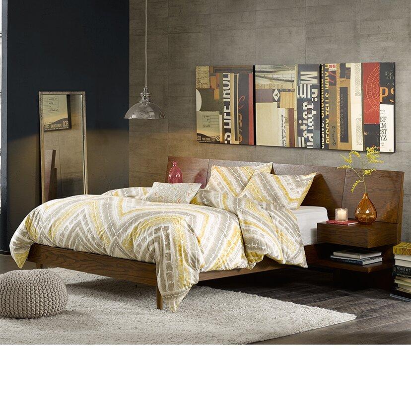Clark Storage Platform Bed By Ink Ivy