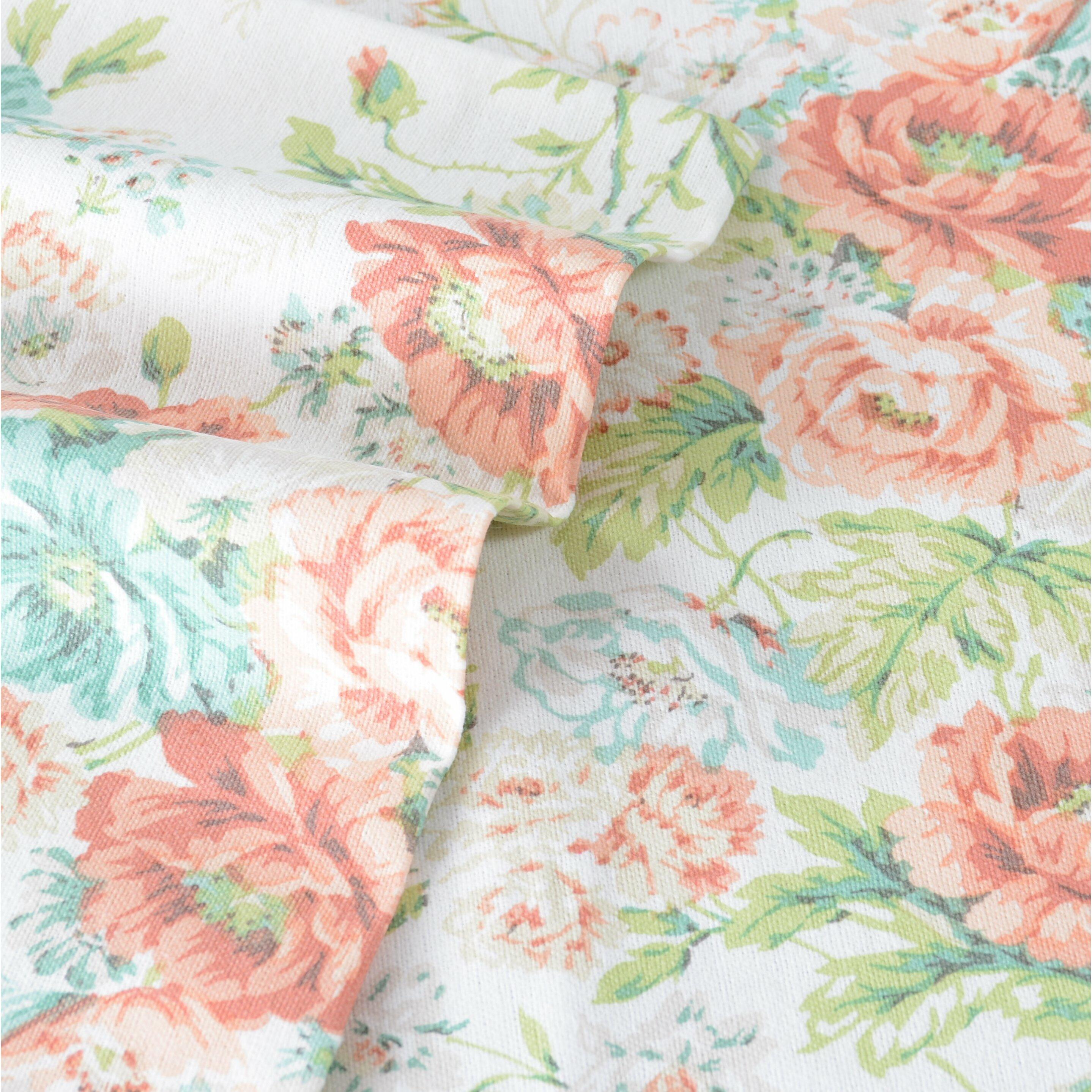Laura Ashley Flannel Queen Sheet Set: Laura Ashley Home Arundel Apricot Flannel Sheet Set