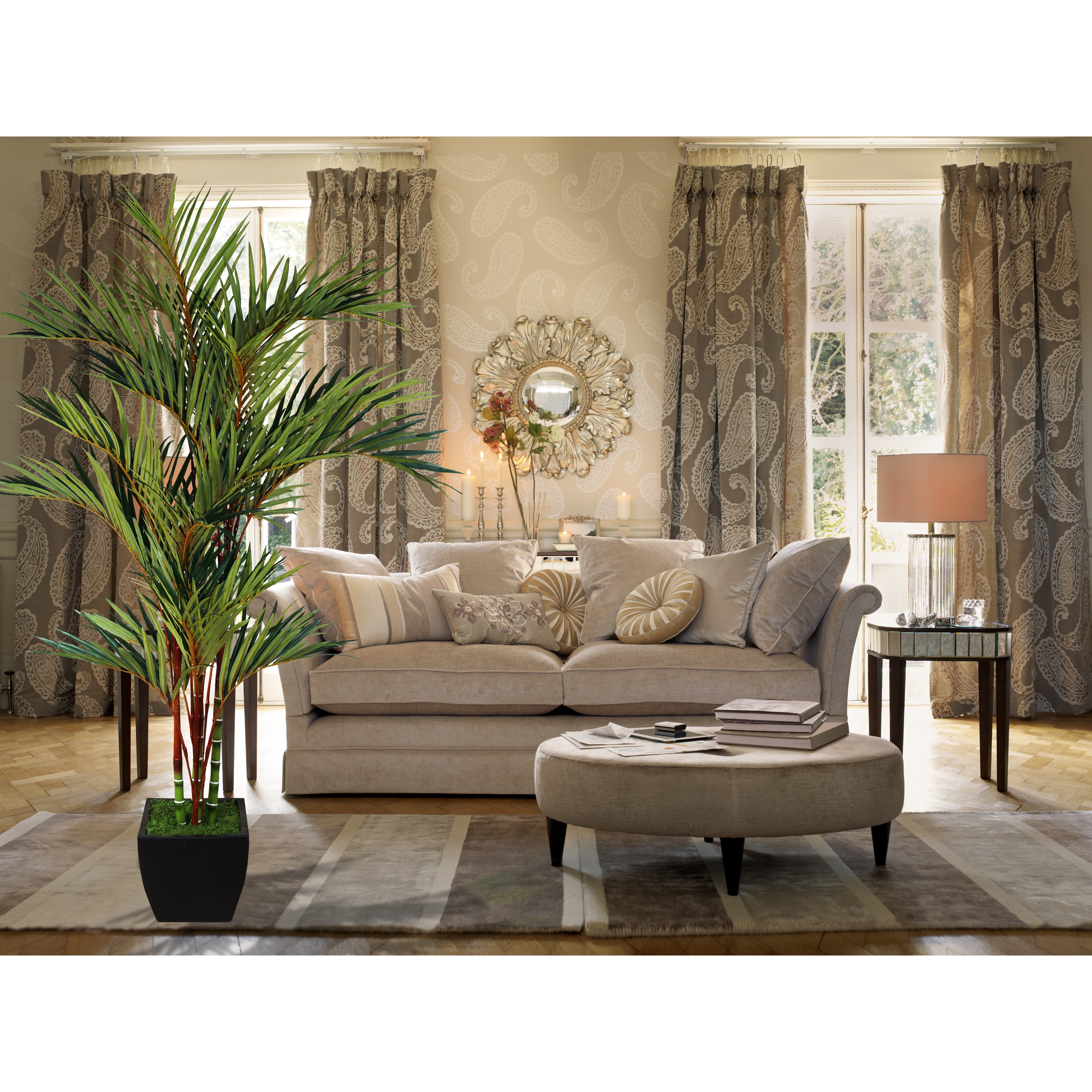laura ashley home lipstick palm tree in planter reviews. Black Bedroom Furniture Sets. Home Design Ideas