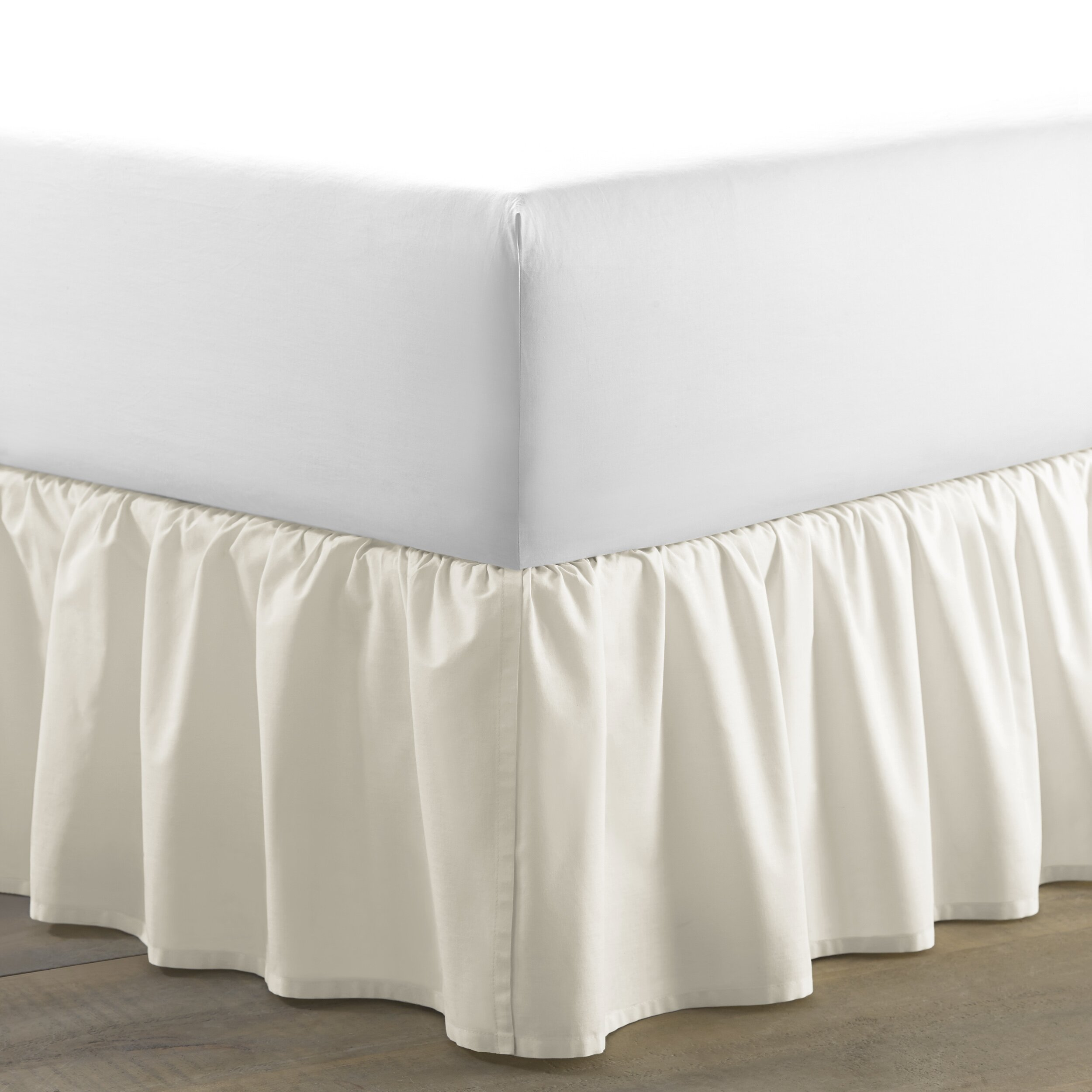 Ruffled Bed Skirt 58