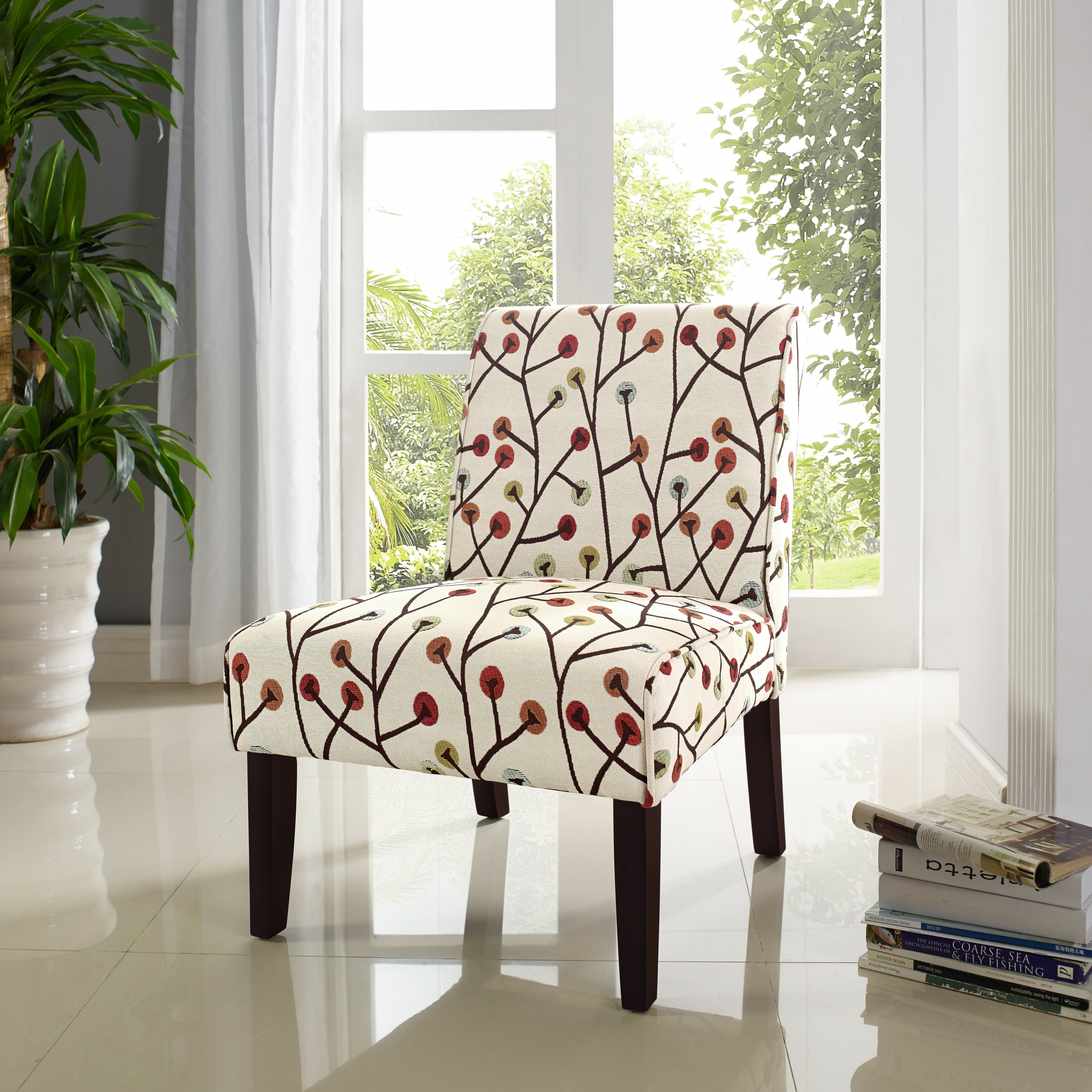 Dorel Living Teagan Parsons Chair Amp Reviews Wayfair