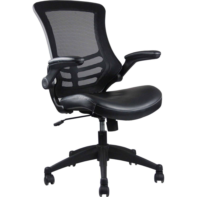 Techni Mobili Mid Back Mesh Desk Chair & Reviews