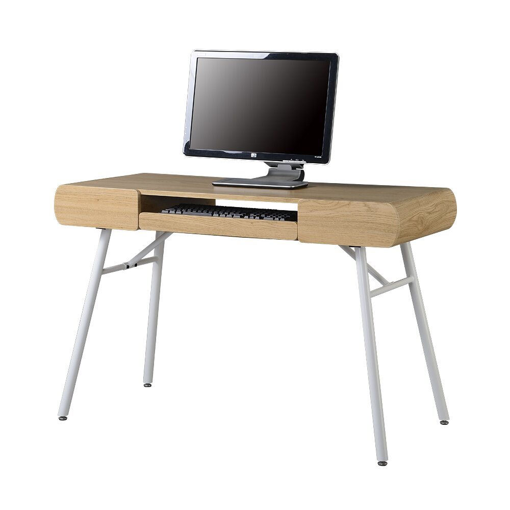 Techni Mobili Computer Desk With Keyboard Tray Amp Reviews